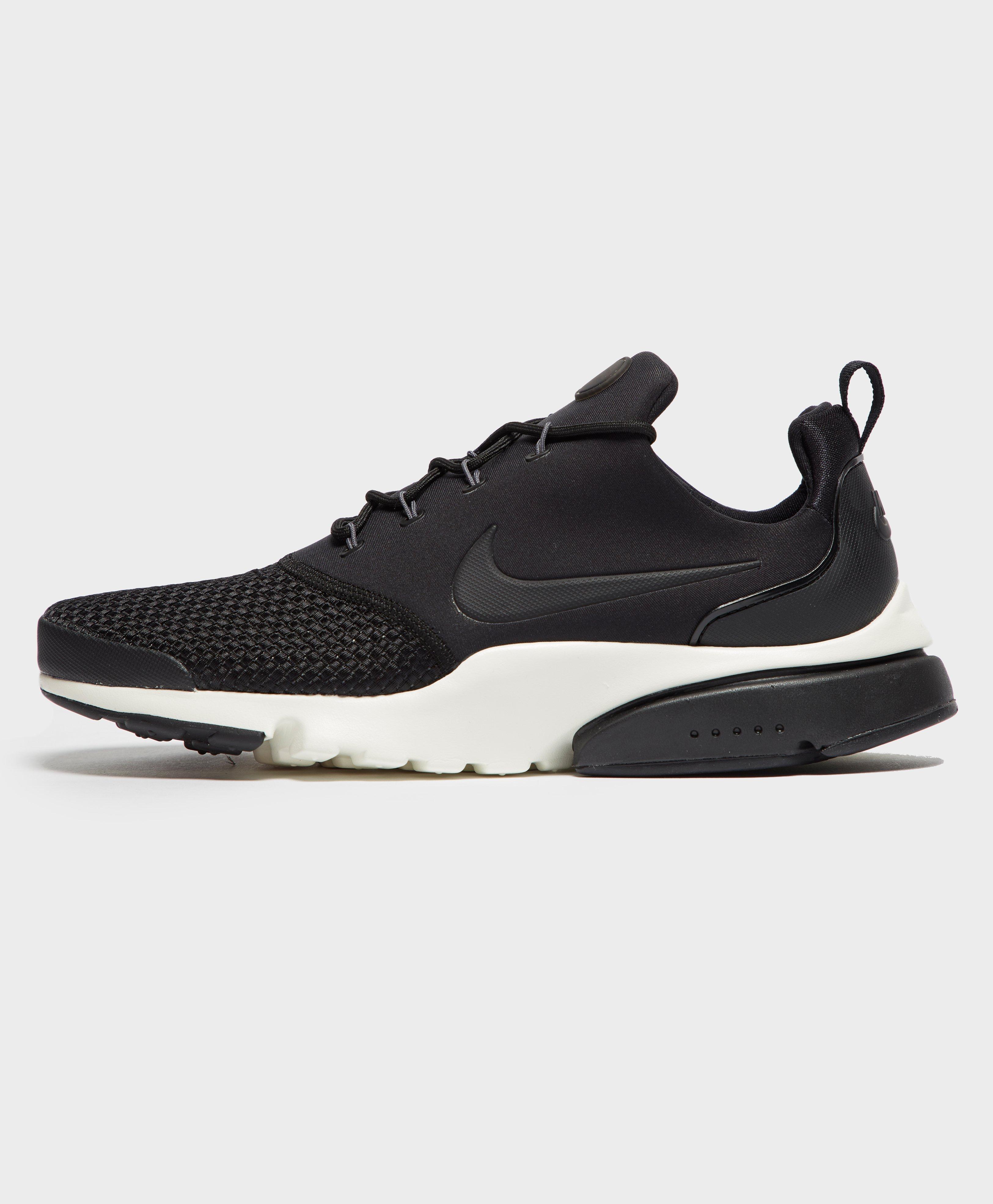 Lyst - Nike Air Presto Fly in Black for Men c753abb14