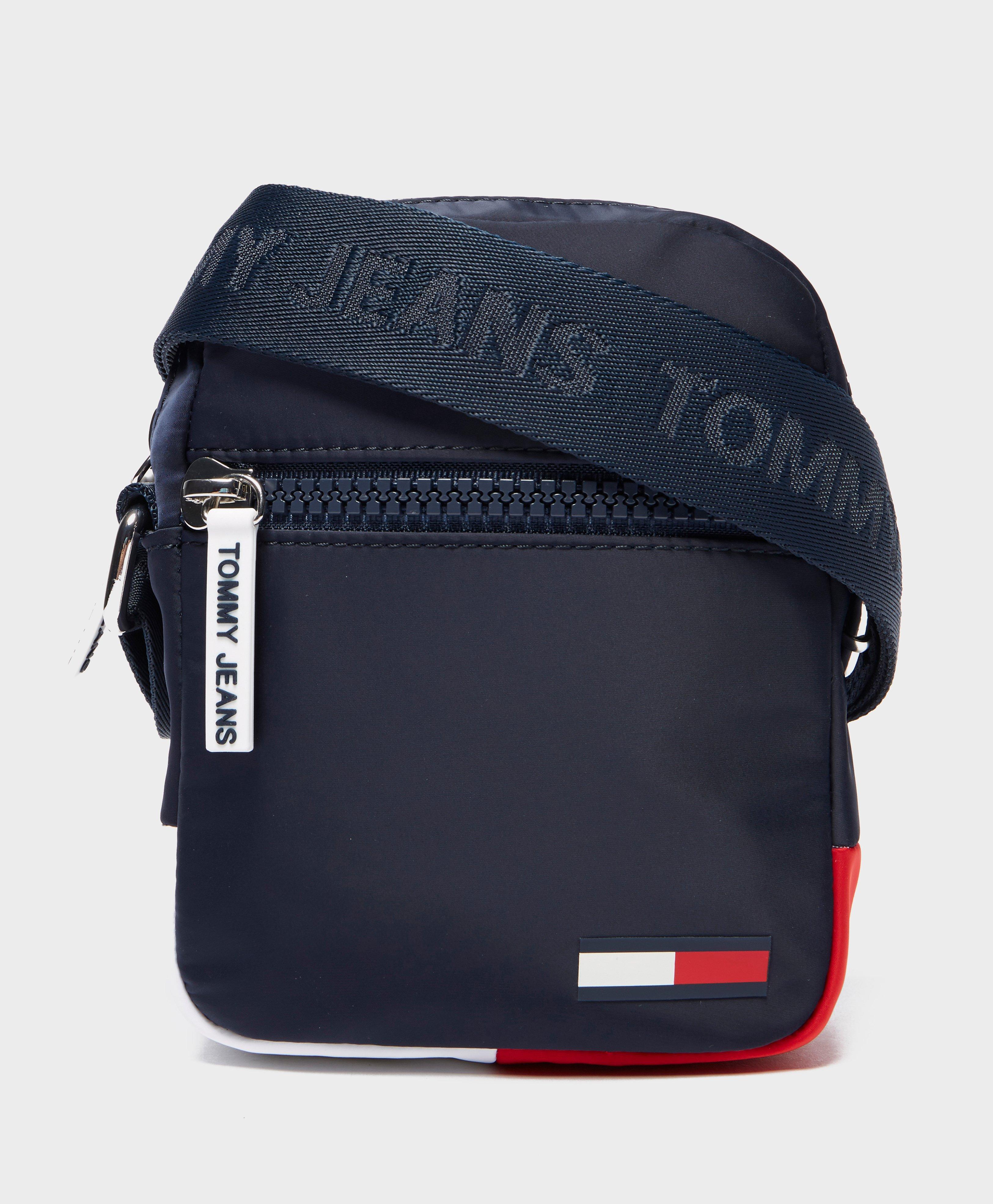 Tommy Hilfiger Mini Cross Body Bag In Blue For Men Lyst