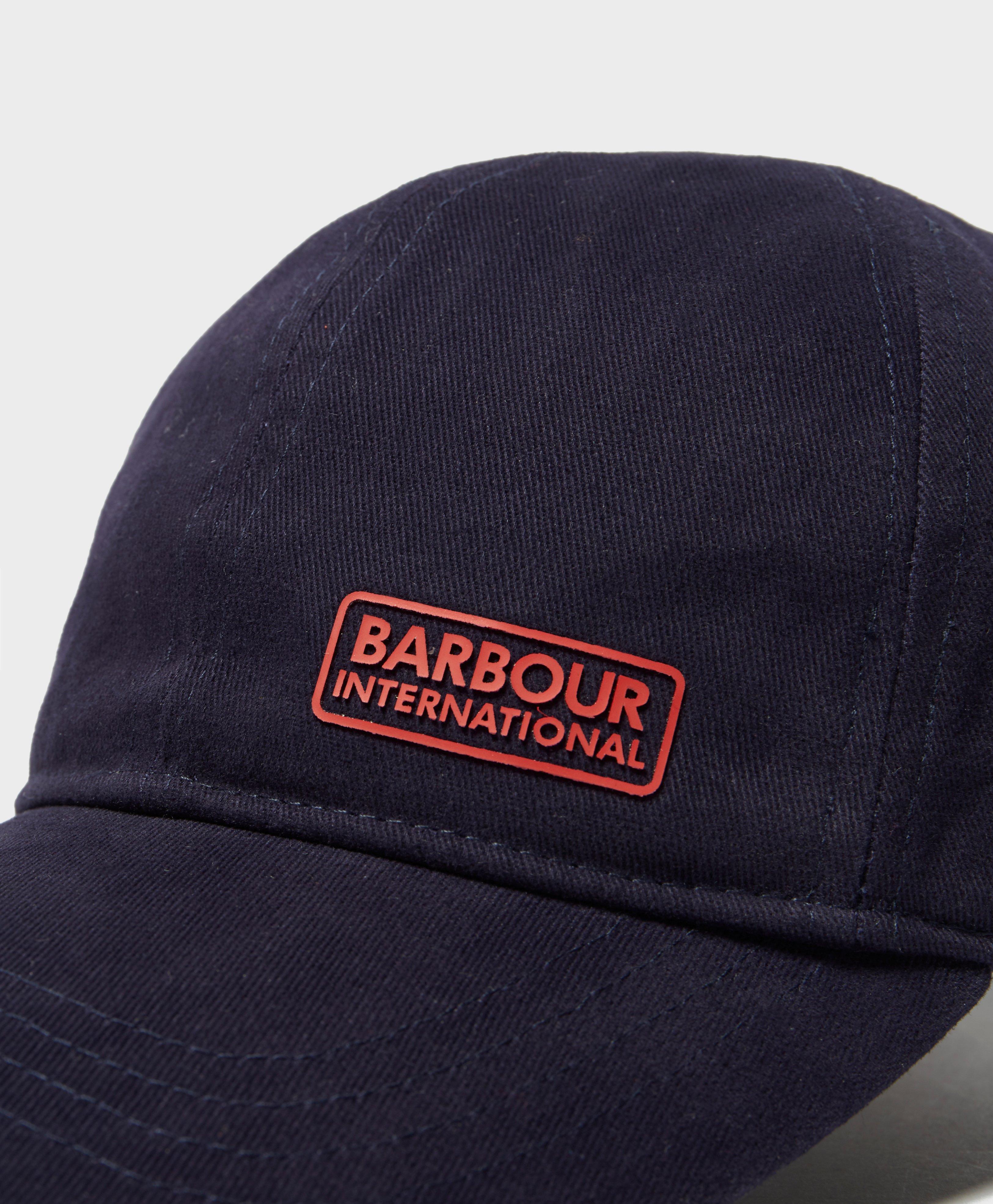 7d41e7c0cca Lyst - Barbour International Drill Cap in Blue for Men