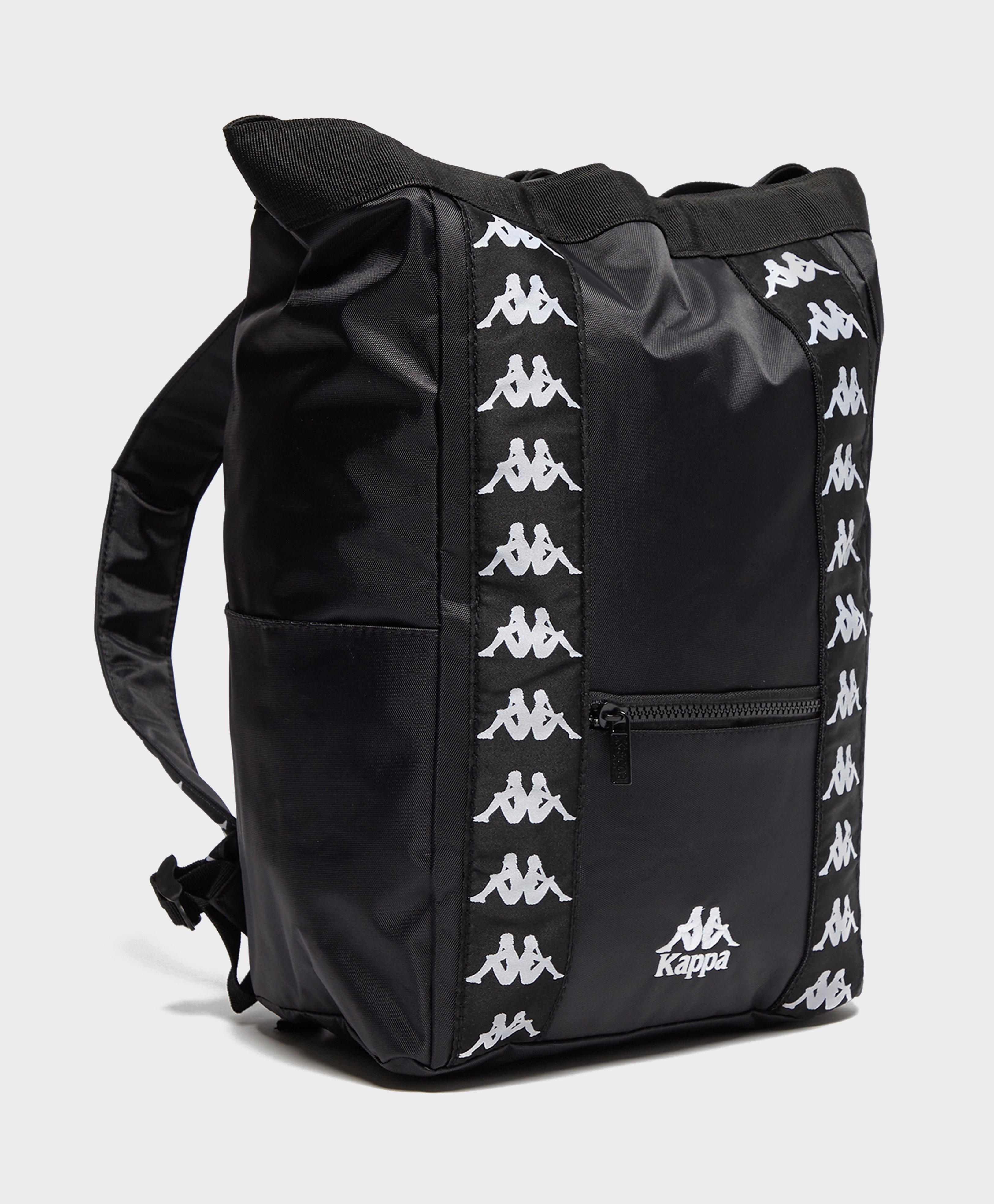 magnete codice Cooperativa  Kappa Anin Tape Tote Backpack in Black for Men - Lyst
