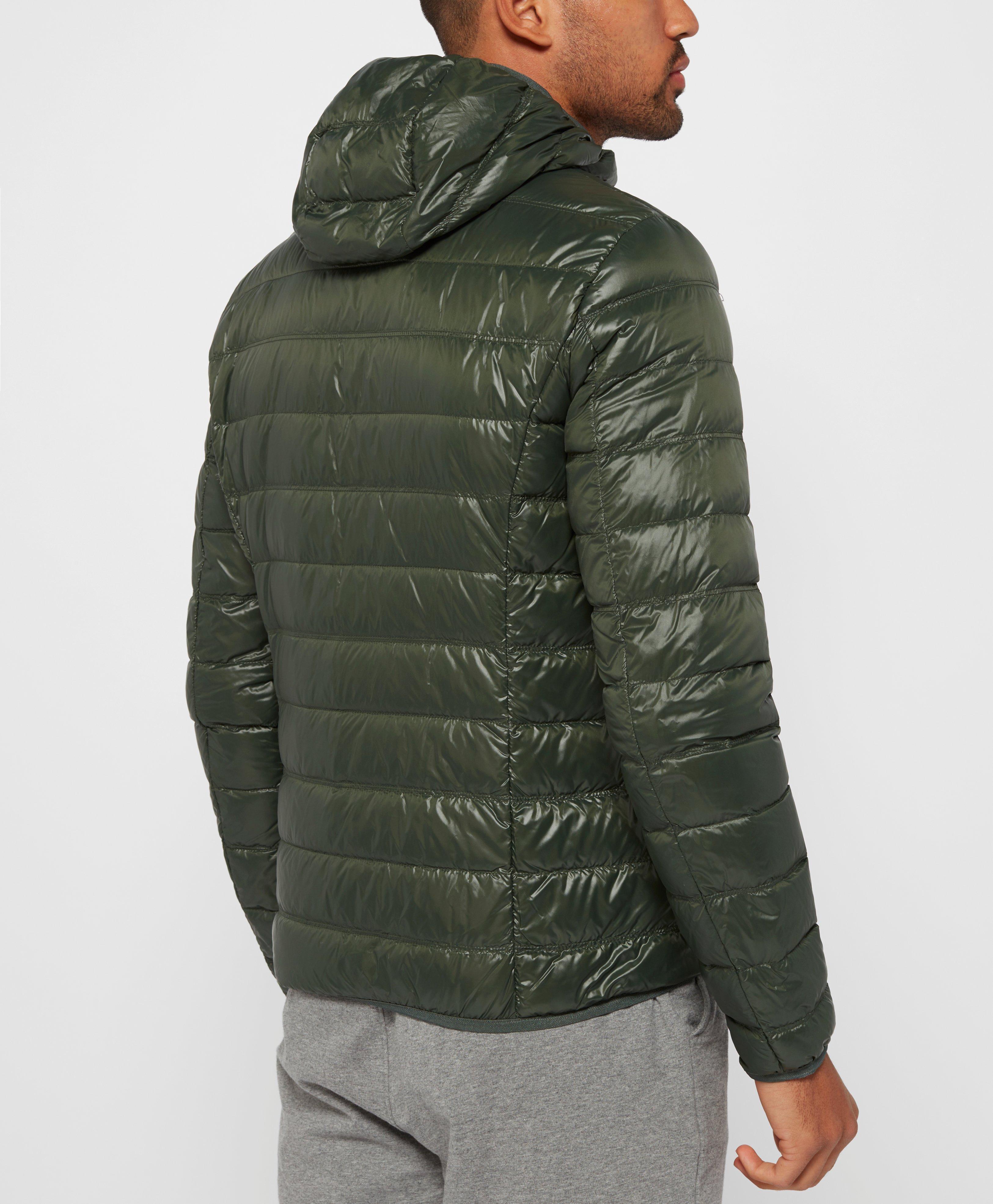 EA7 Synthetic Bubble Jacket for Men