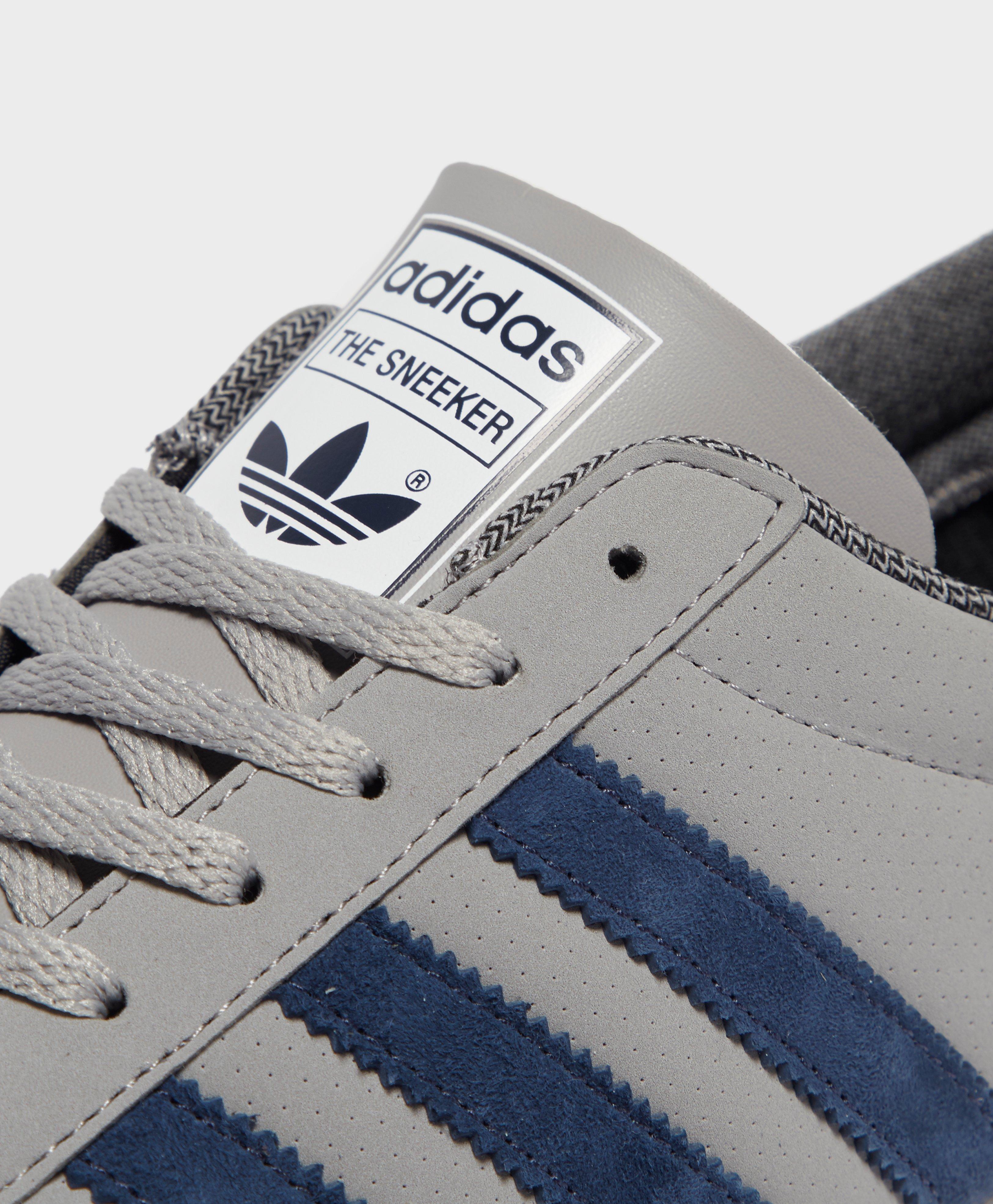 presupuesto Encadenar Escepticismo  adidas Originals Leather The Sneeker for Men - Lyst