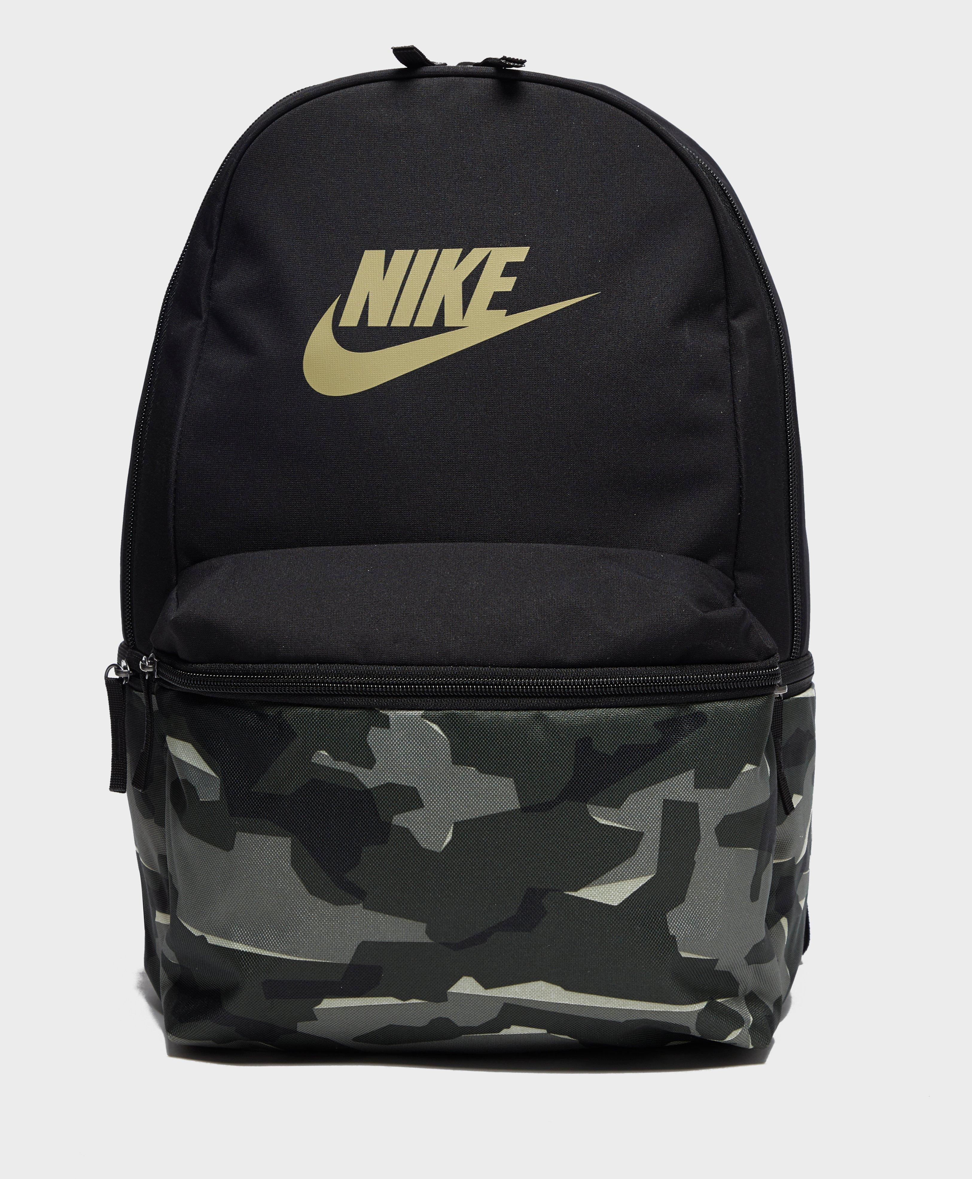 Beste Nike Synthetic Heritage Camo Backpack in Black for Men - Lyst YV-92