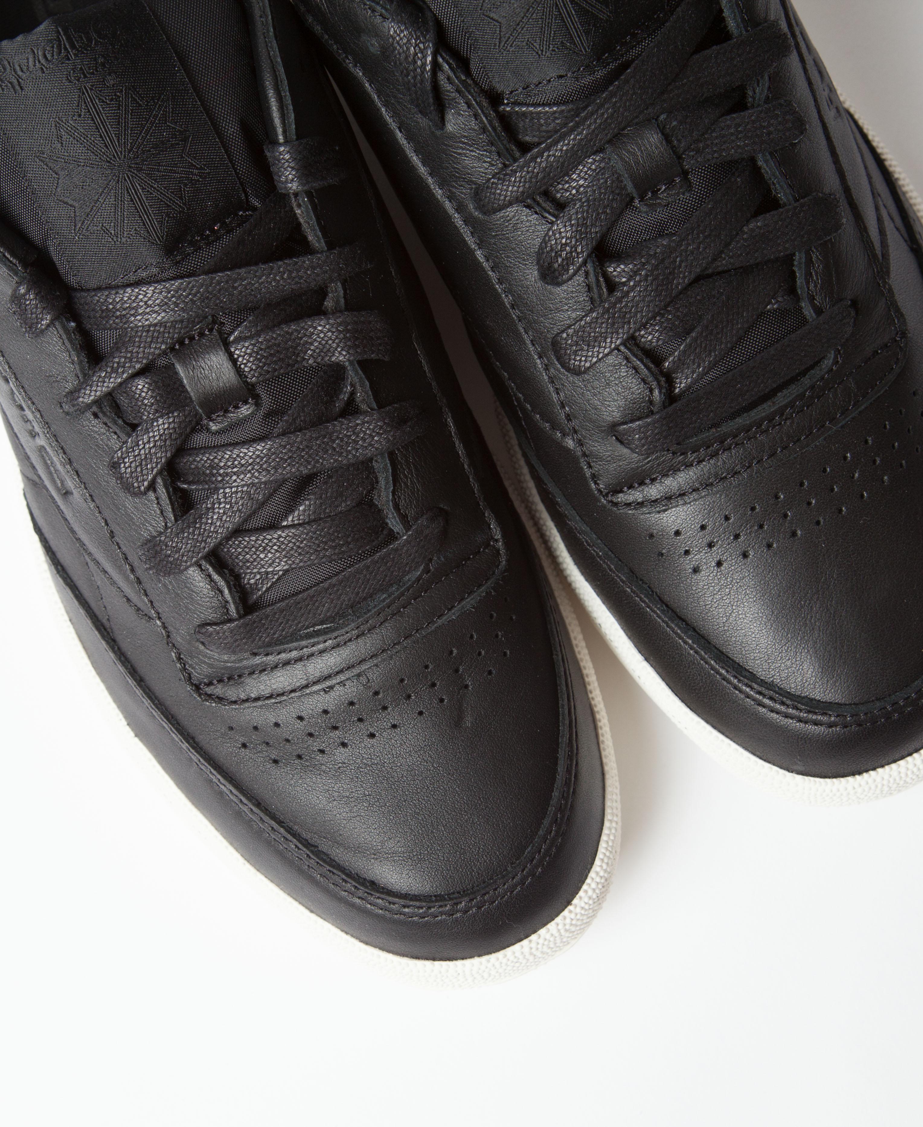 de26b2680a8 Lyst - Reebok Club C 85 Np in Black for Men
