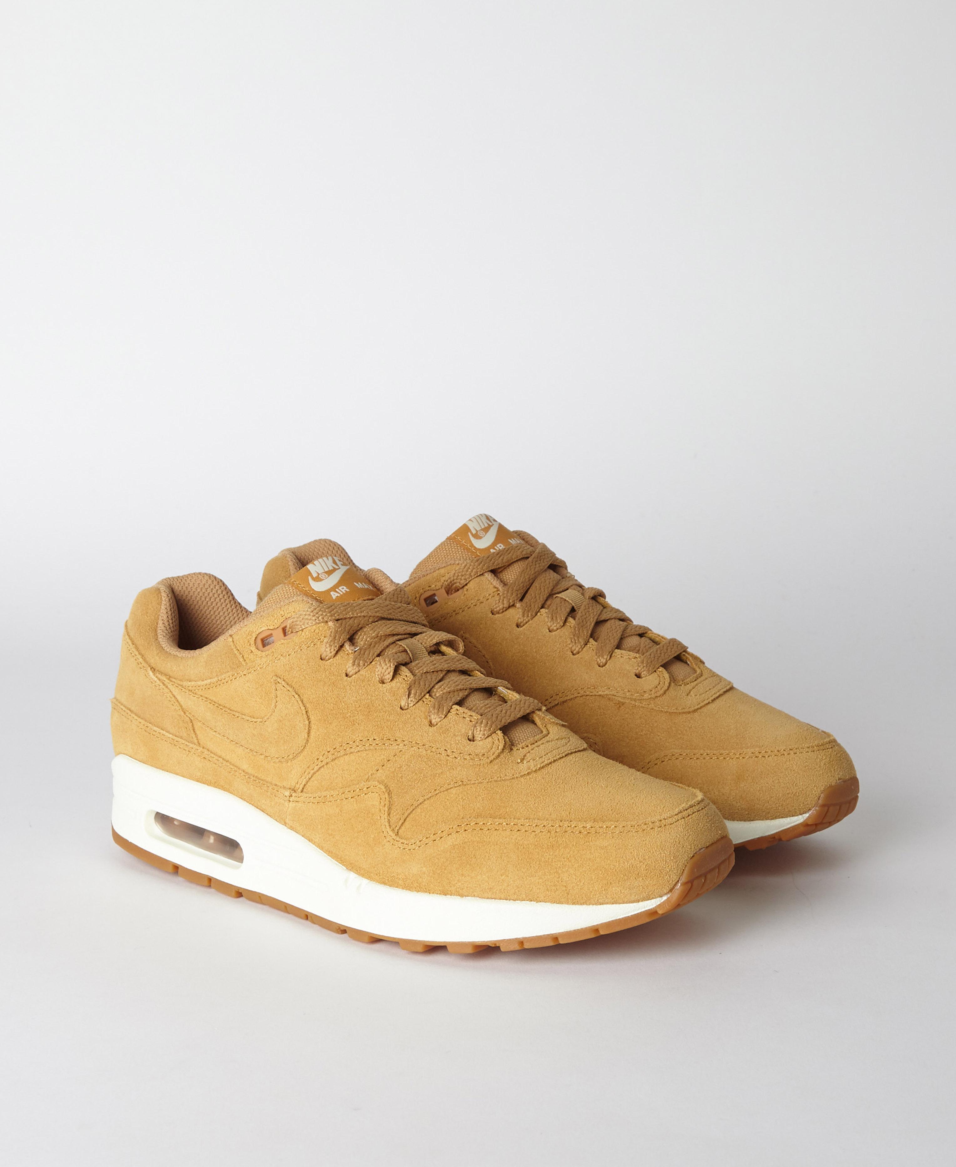 Lyst Nike Air Max 1 Premium 'flax Pack' for Men