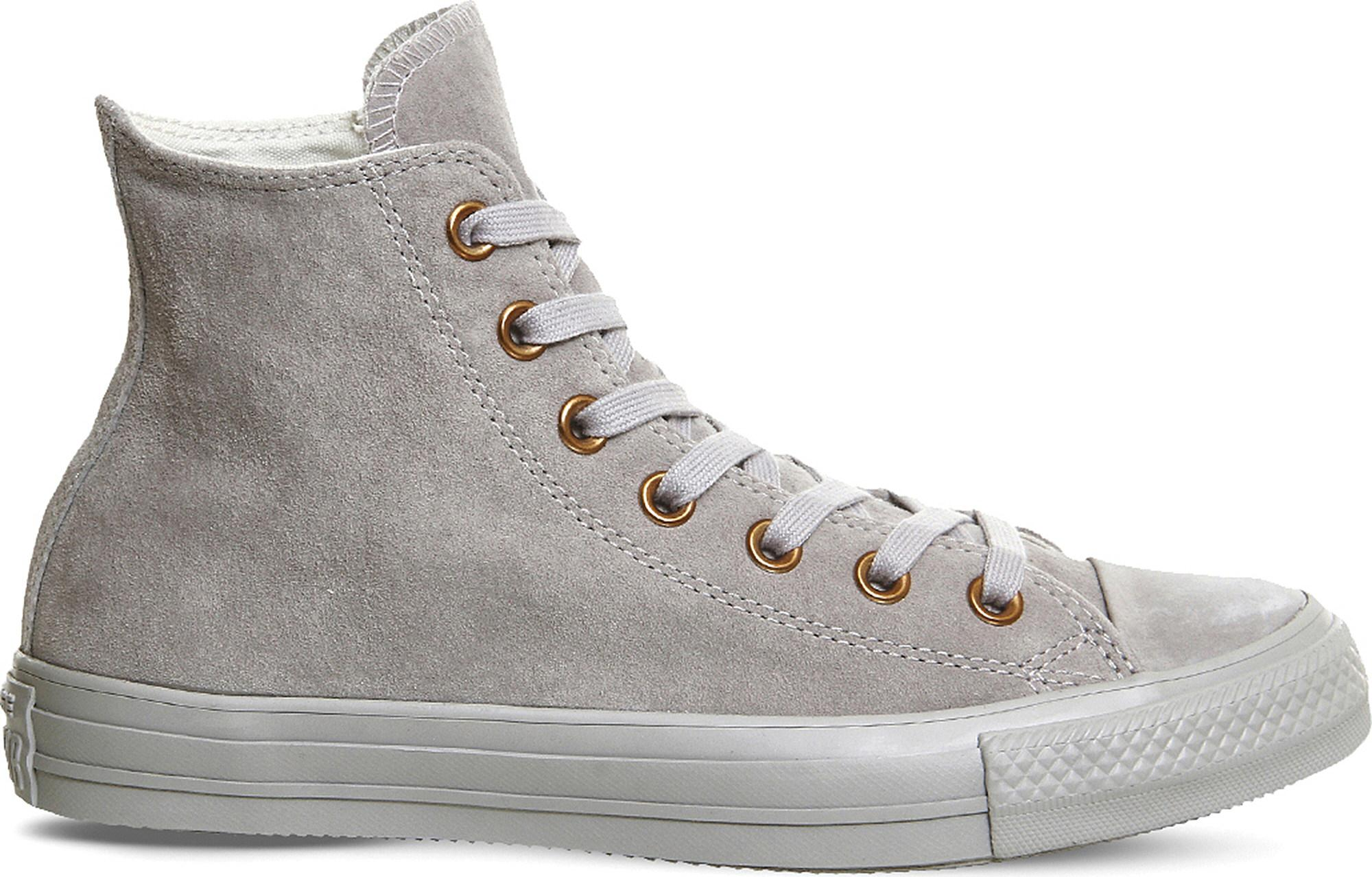 grey suede converse Online Shopping for