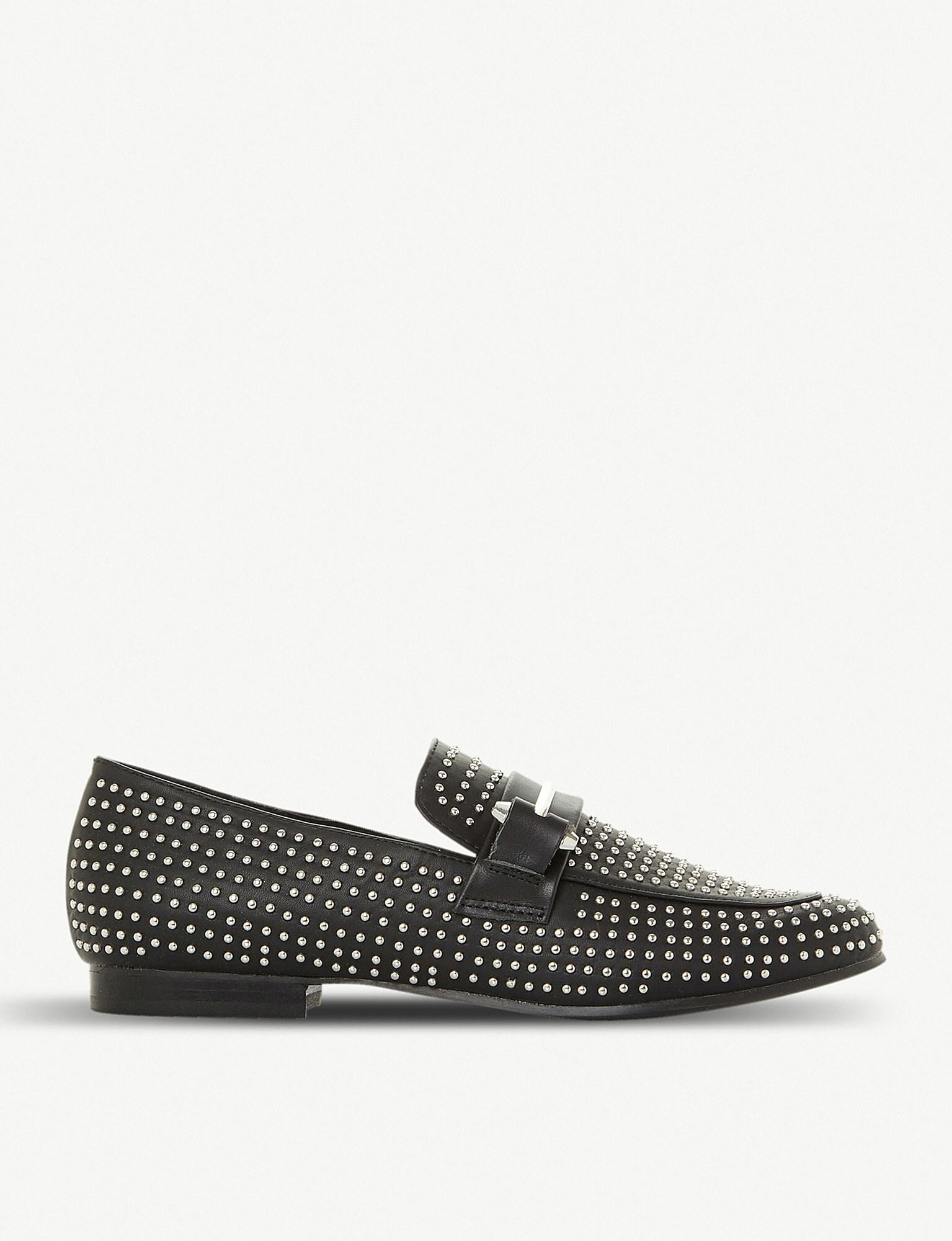 Steve Madden Kast Leather Loafers Huge Surprise Official Site Cheap Price zUJht