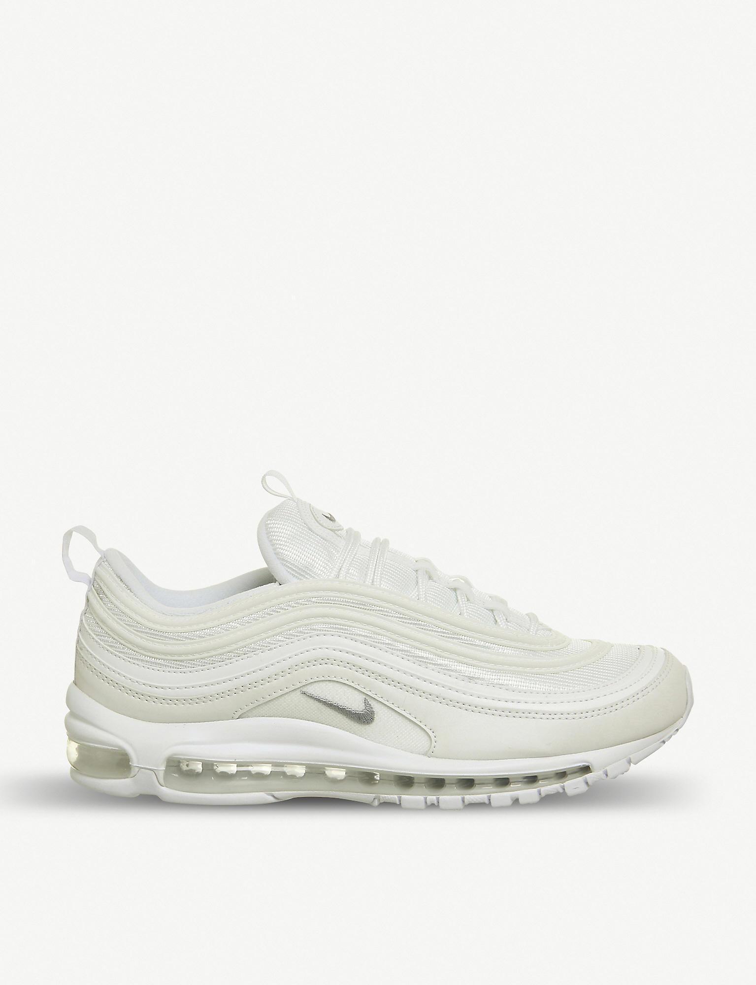 Nike Air Max 97 Ul '17 SE Unisex Leather Light Grey White