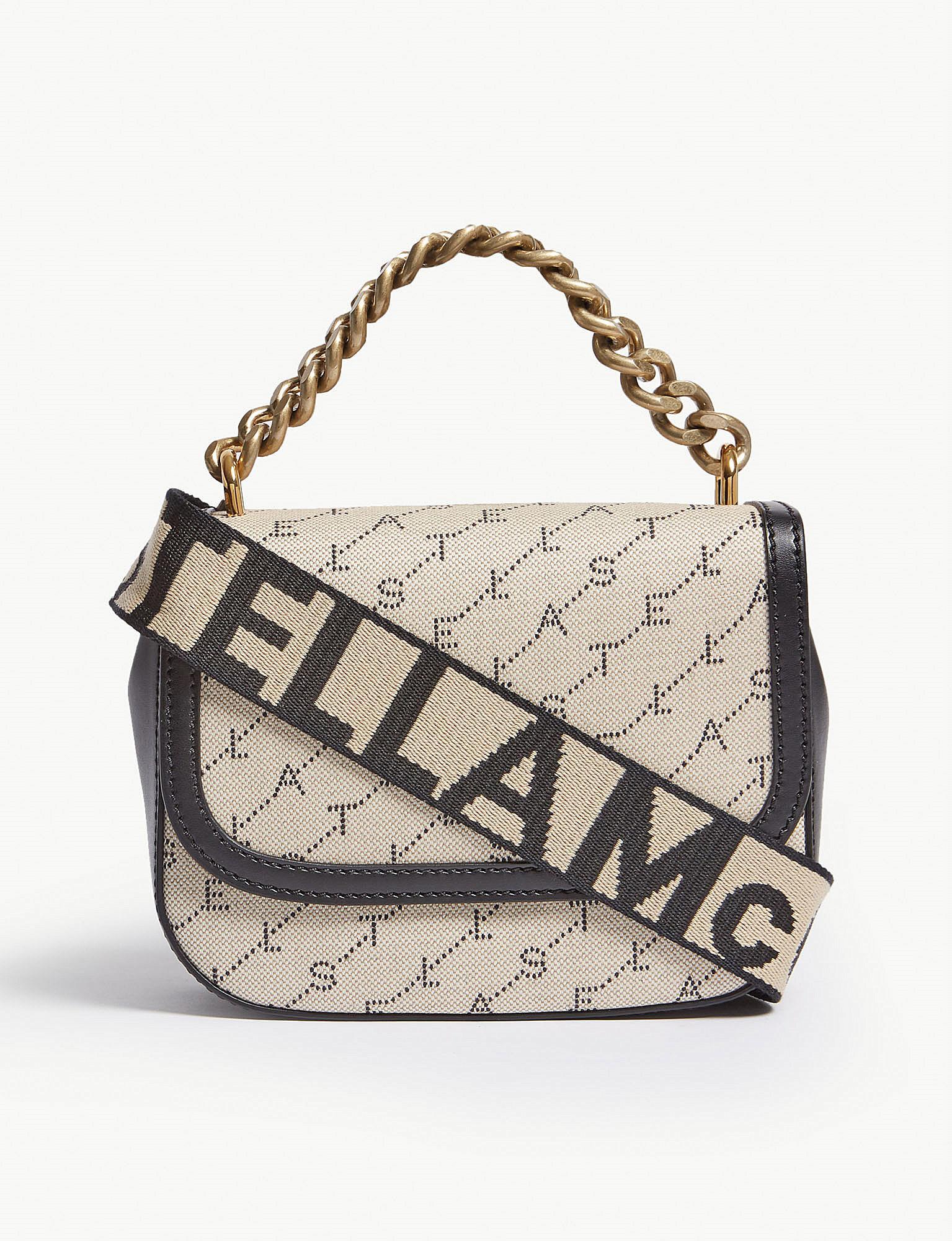 905ed3873480 Stella McCartney. Women s Letter Logo Cross-body Bag