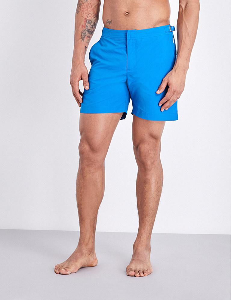 Orlebar brown Bulldog Swim Shorts in Blue for Men