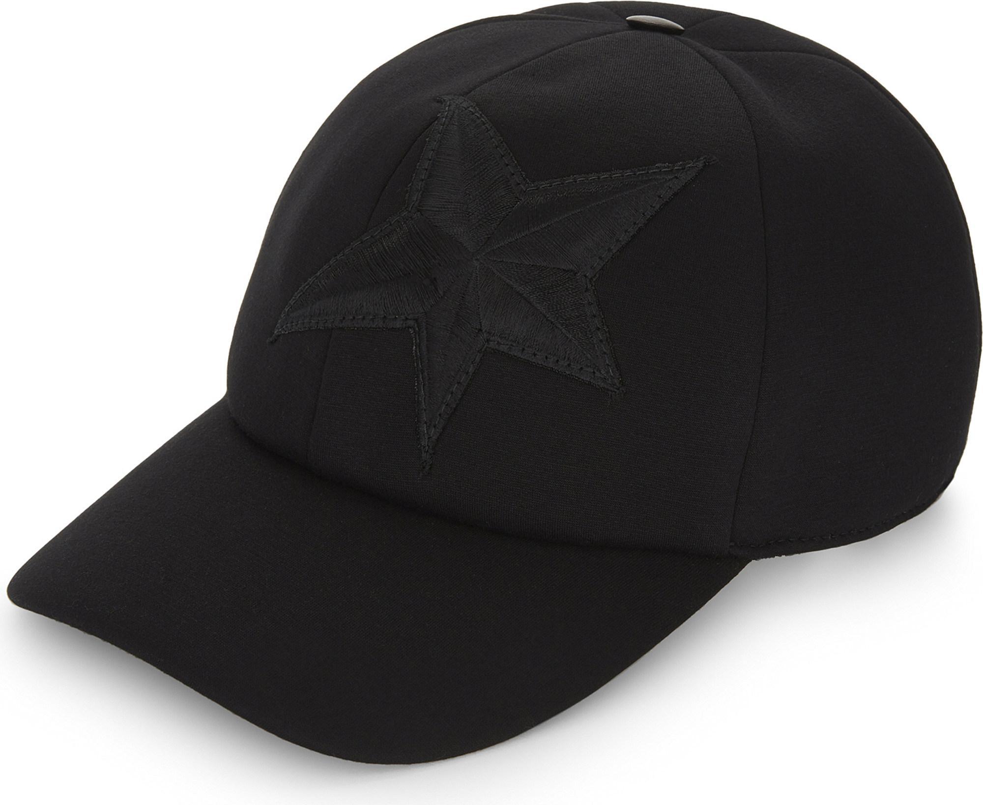 Chapeau Noir Étoiles Neil Barrett ser3pD6u