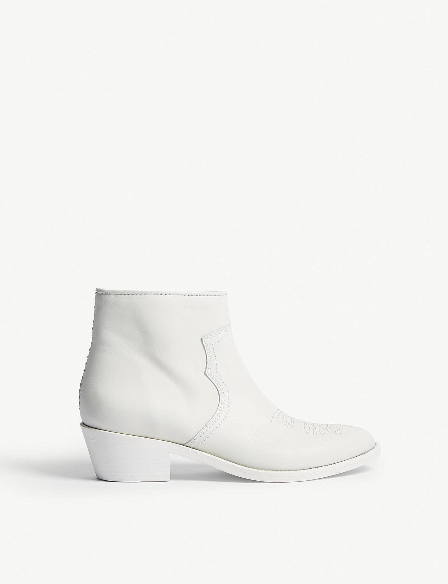 Zadig & Voltaire Pilar low roma boots Big Discount Sale Online bk31Dz