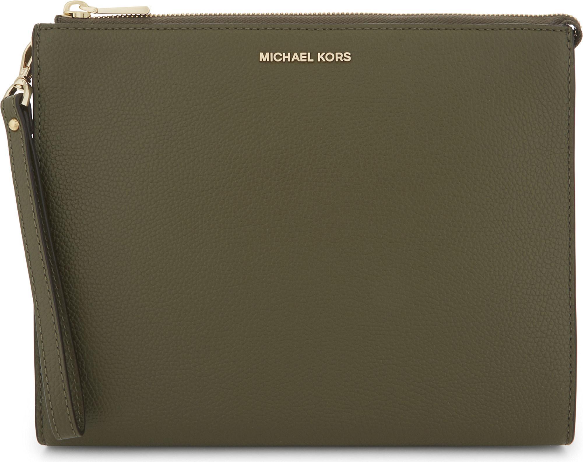 97d7d6c3dd41 MICHAEL Michael Kors Michael Kors Ladies Olive Practical Mercer ...