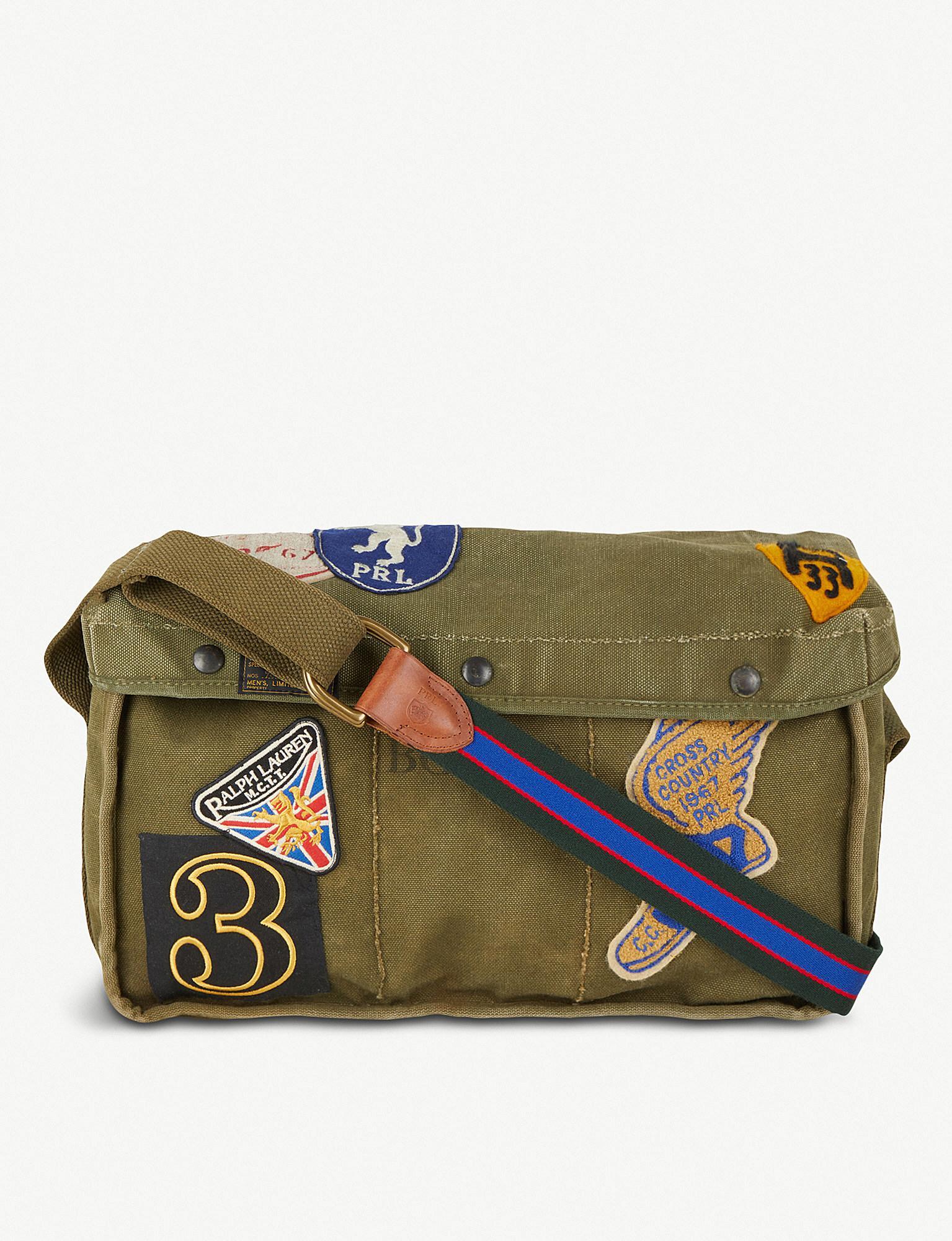 ce2793ccda52 ... usa vintage ralph lauren polo sport bum bag a007e fa942