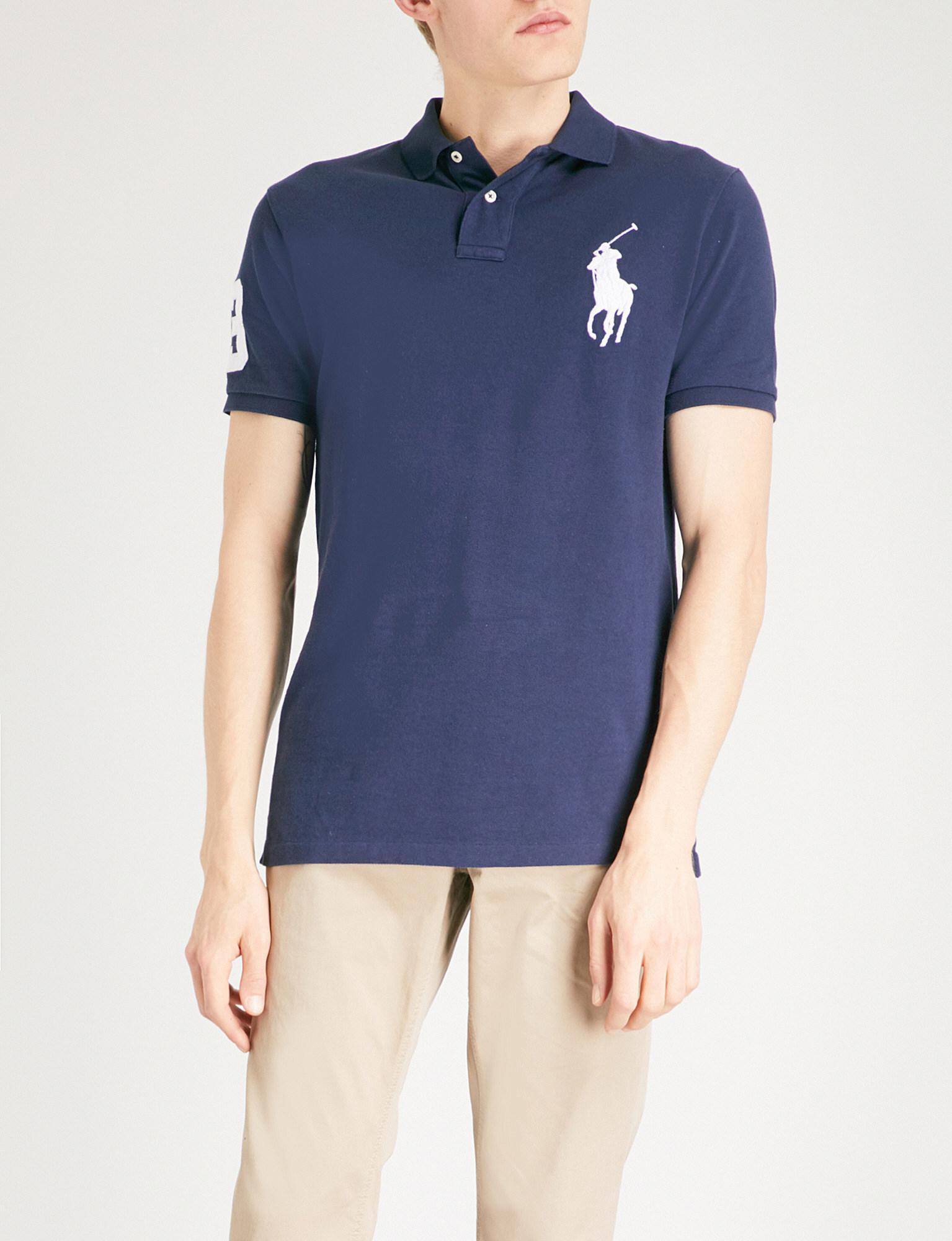 Custom Polo Shirts With Logo Joe Maloy