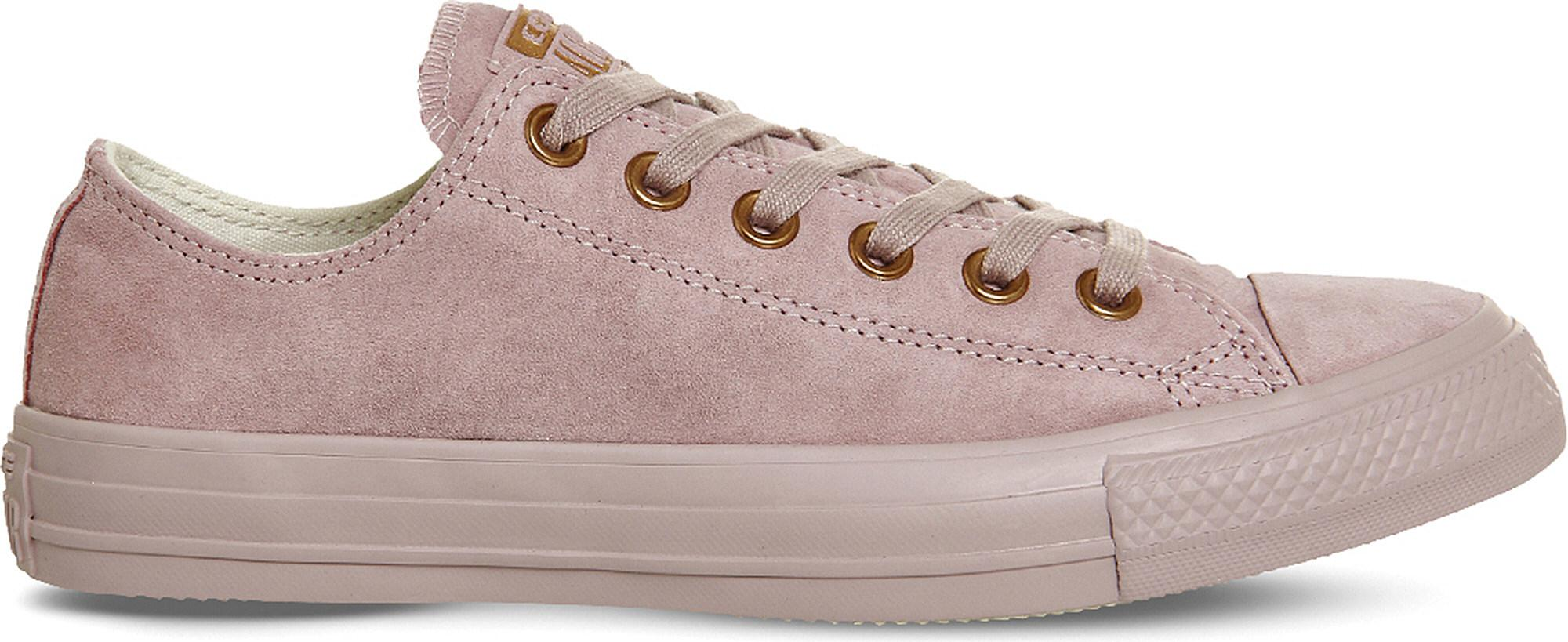 Sneakers in Lilac Rose Gold