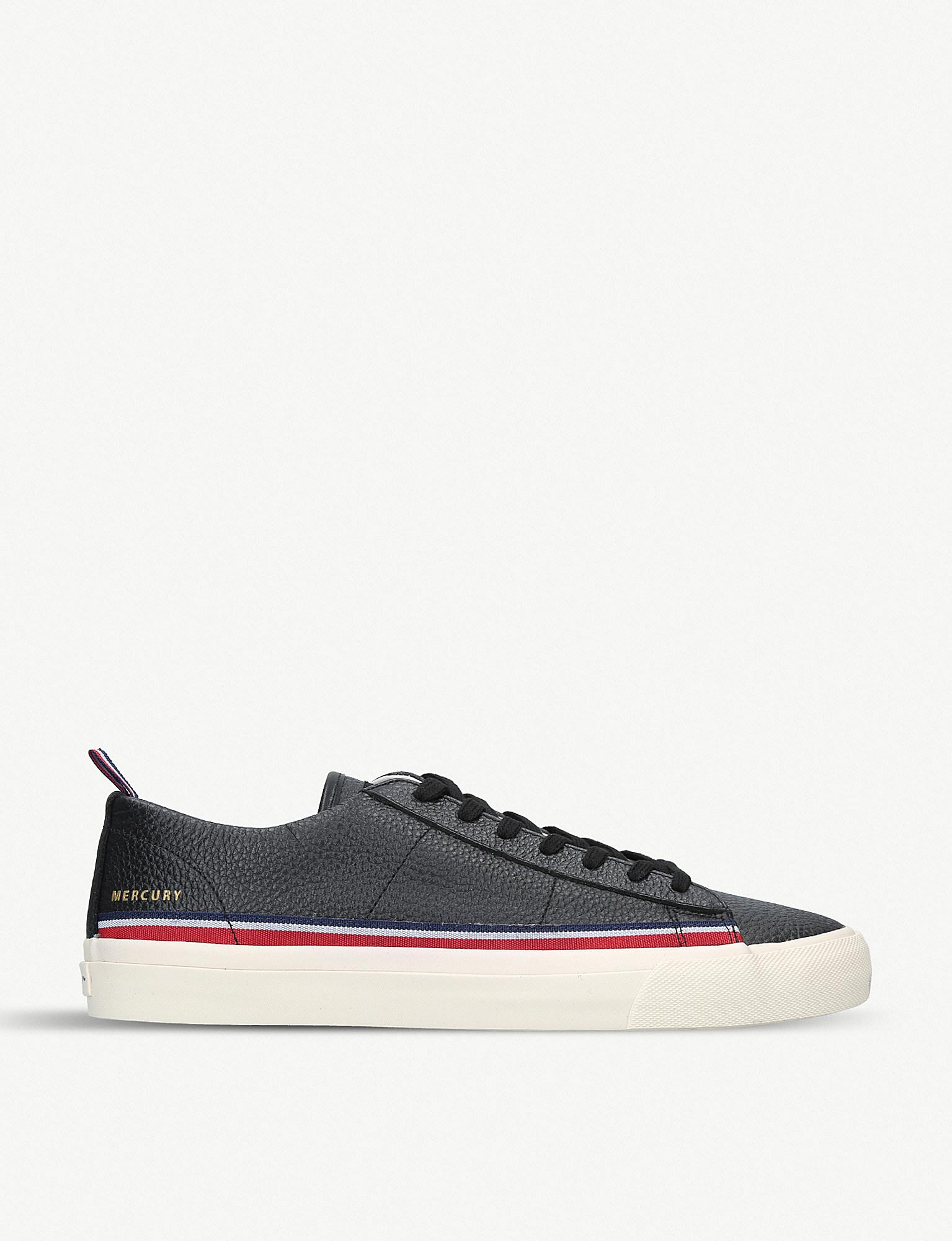 b2c950125294b Champion Mercury Low-top Leather Trainers in Black for Men - Lyst
