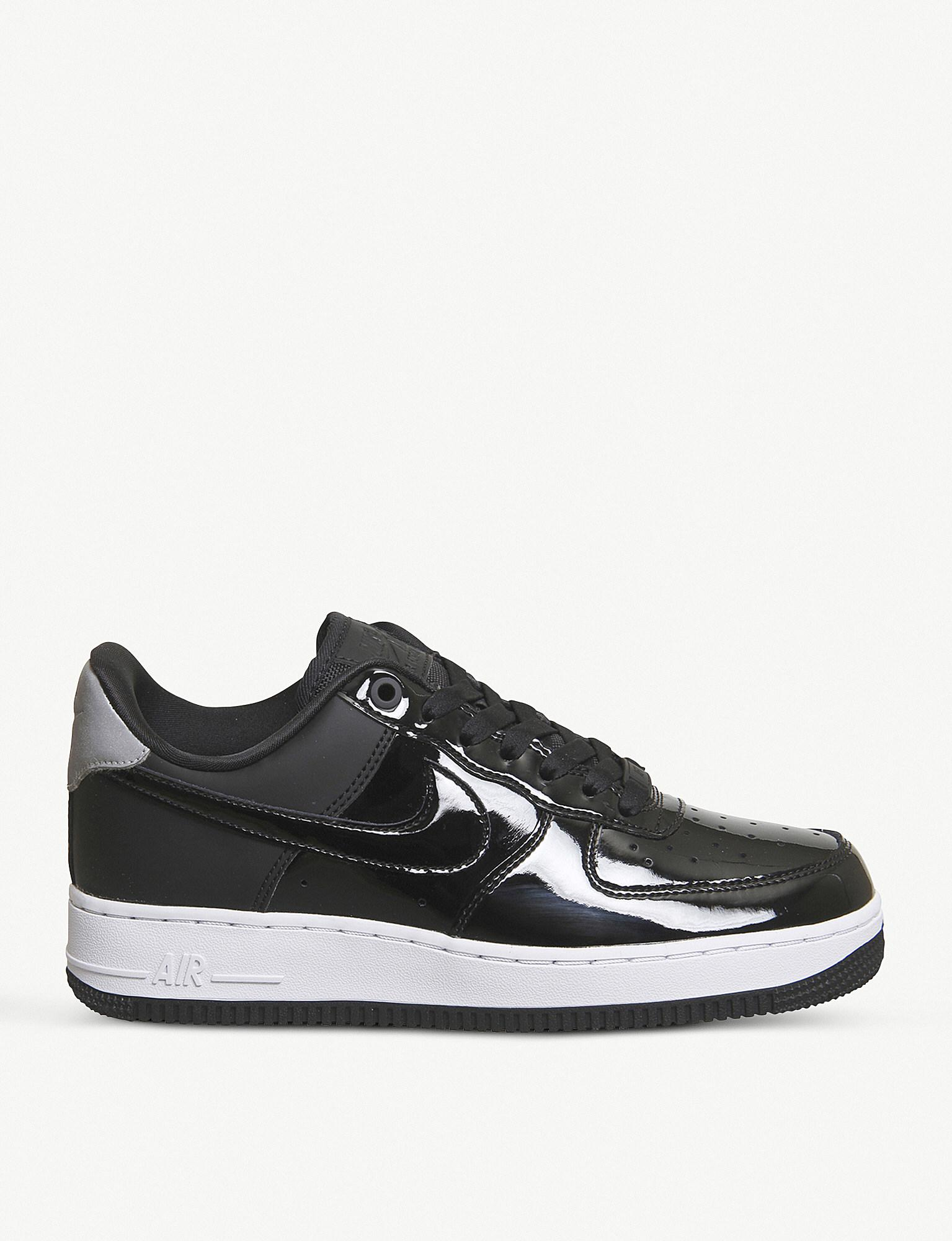 Nike Air Force 1 07 Patent Leather