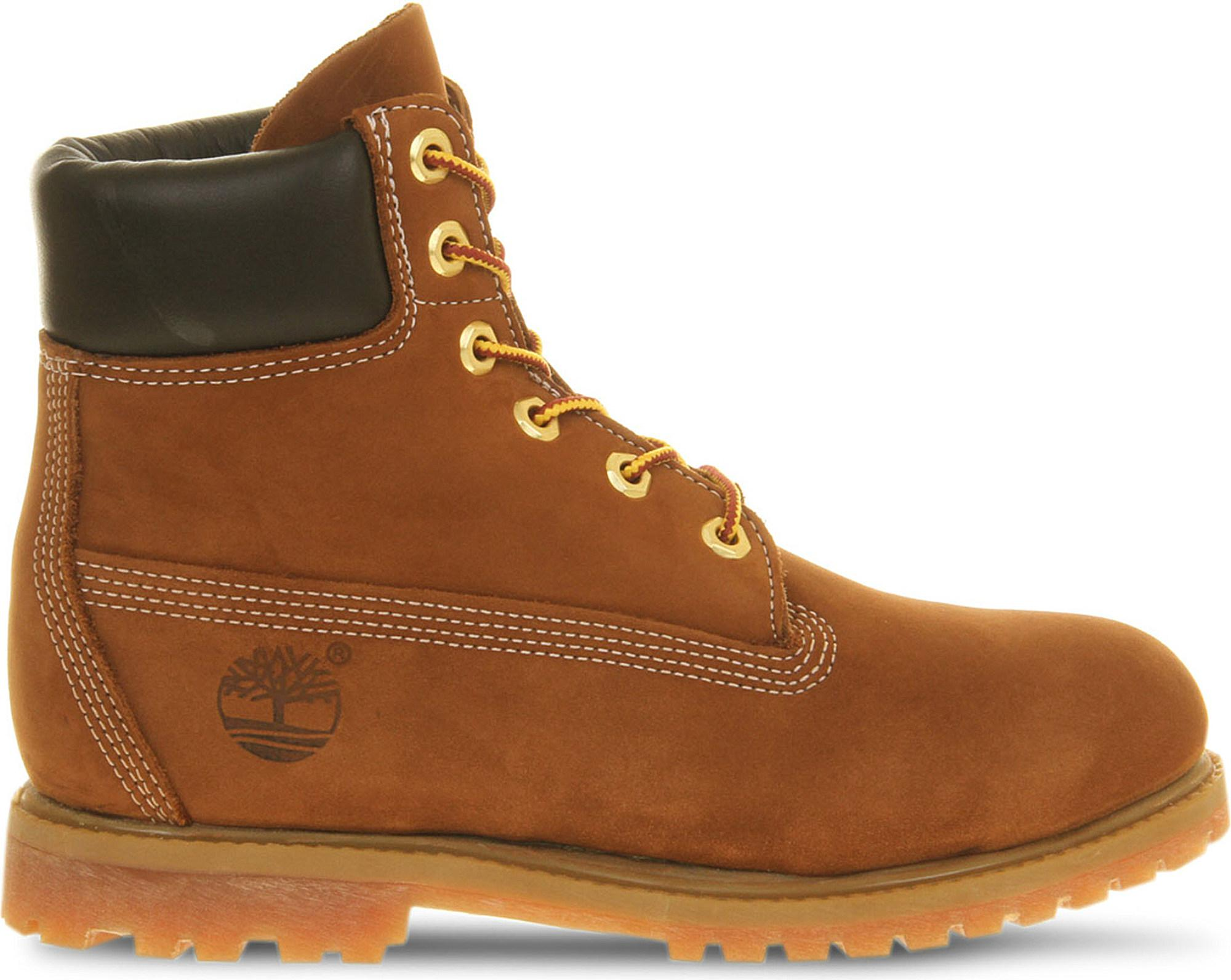 b4a15400ae79 Lyst - Timberland Earthkeepers 6-inch Premium Boots in Brown