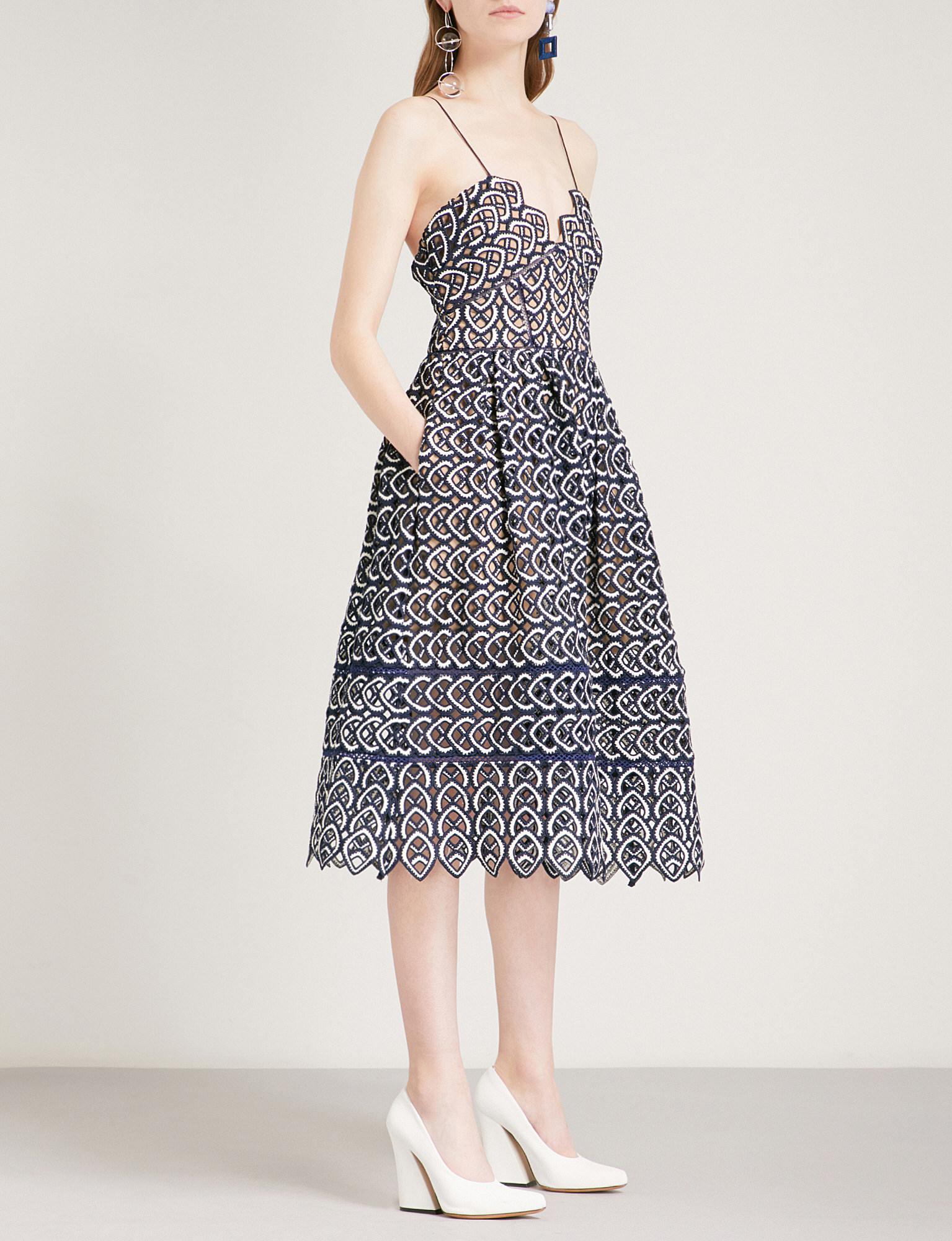 Sweetheart Crochet Dress