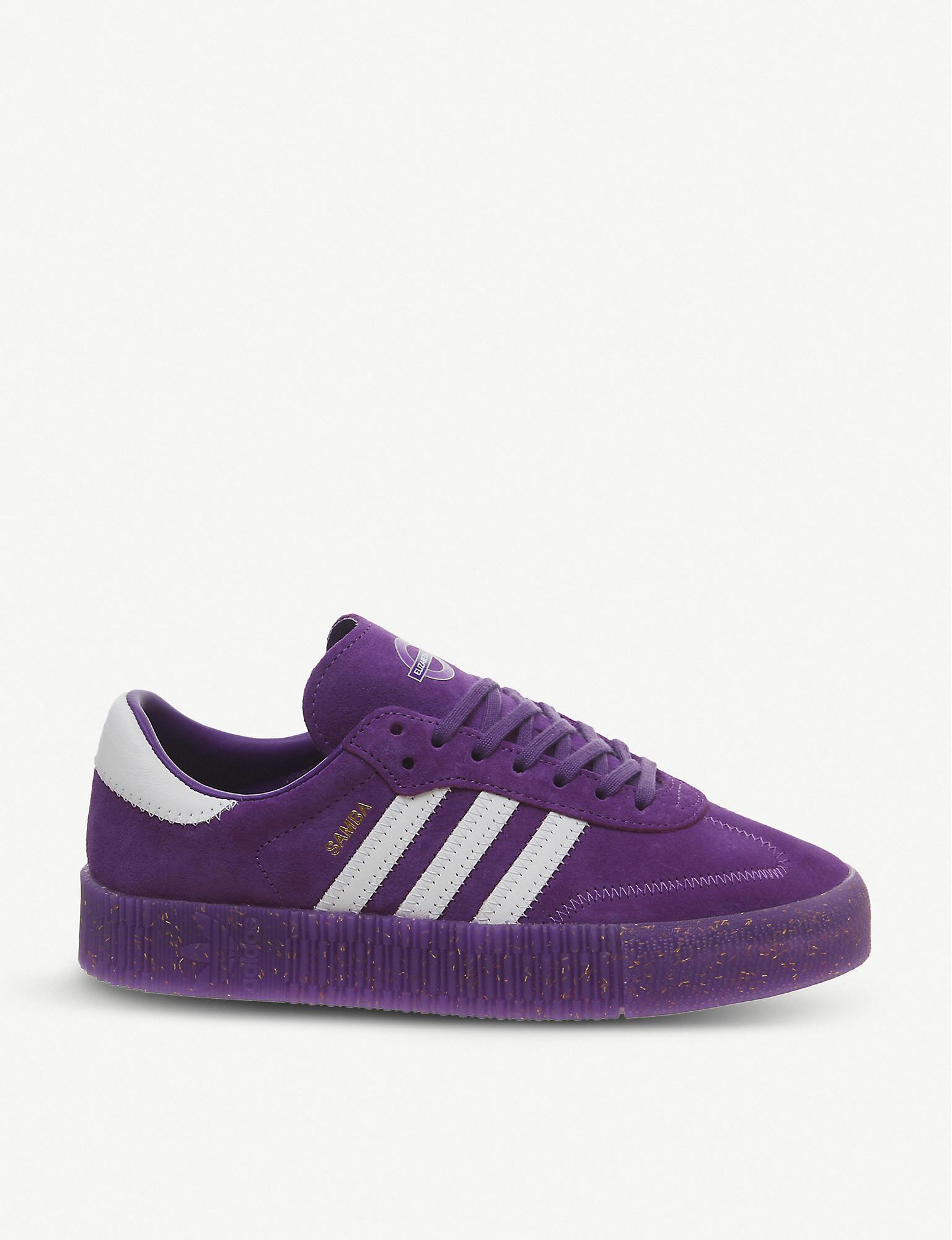 Cheap \u003e adidas samba purple suede \u003e OFF