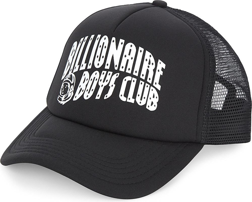 Lyst - Billionaire Boys Club - Ice Cream Arch Logo Mesh Snapback in ... dc49cfff0806