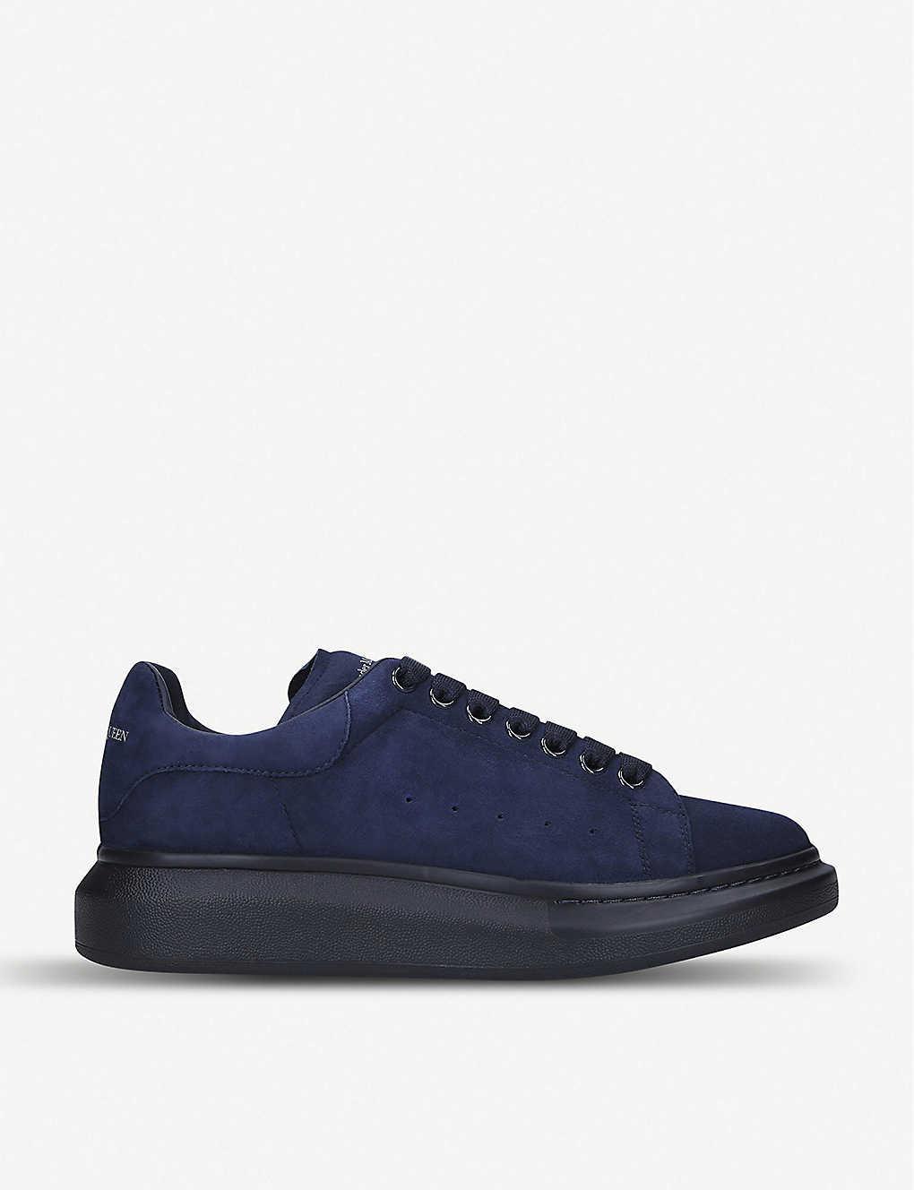 Alexander McQueen Leather Oversized
