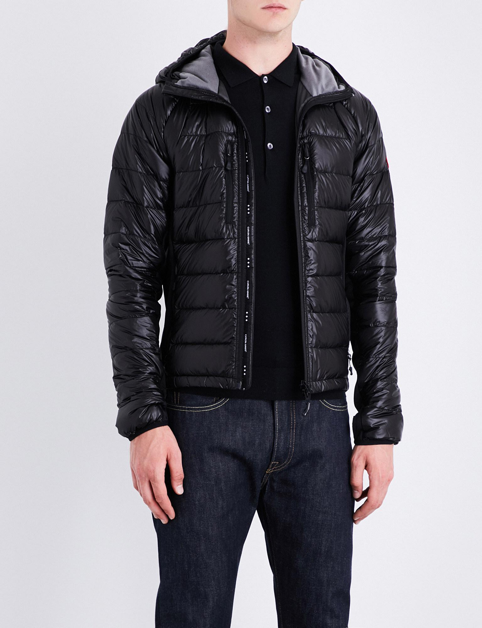 Lyst Canada Goose Hybridge Lite Quilted Shell Jacket In