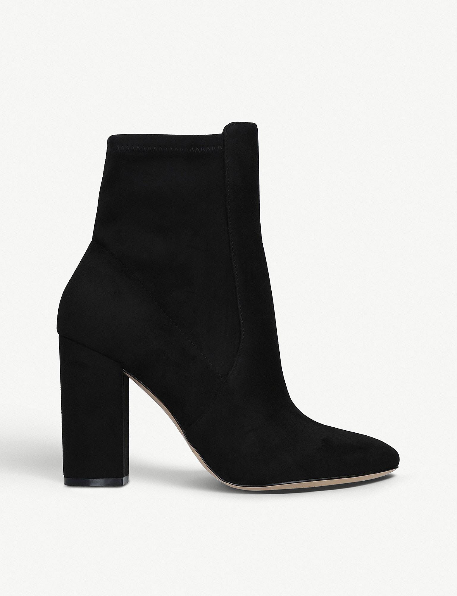 ALDO Suede 'aurella' Ankle Boots in