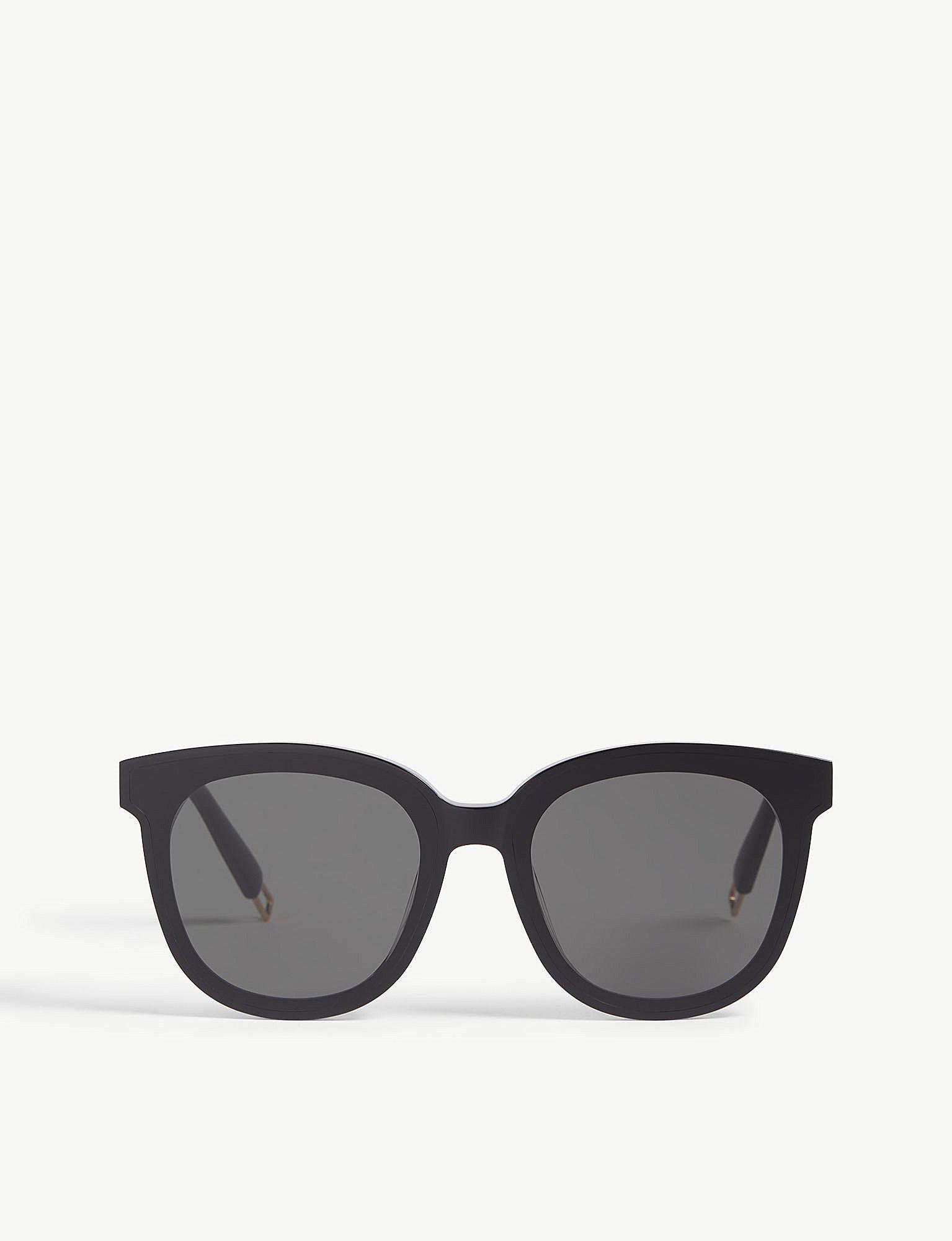 973c4e2faa6 Lyst - Gentle Monster Inscarlet Square-frame Sunglasses in Black