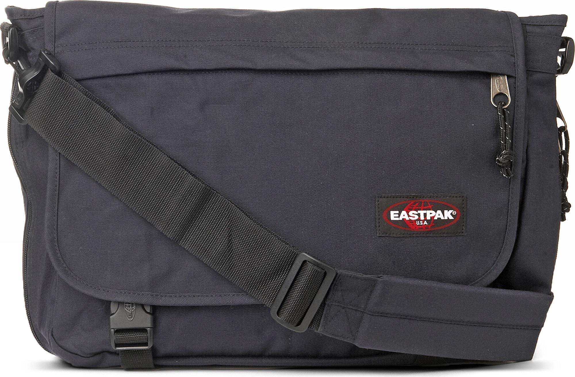 fc21f831f7 Lyst - Eastpak Authentic Delegate Messenger Bag in Blue for Men