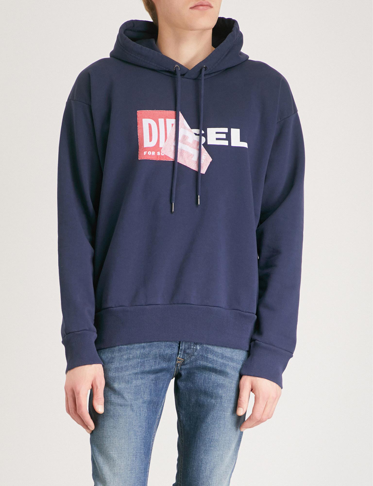 Diesel Salby hoodie 7E7ShI