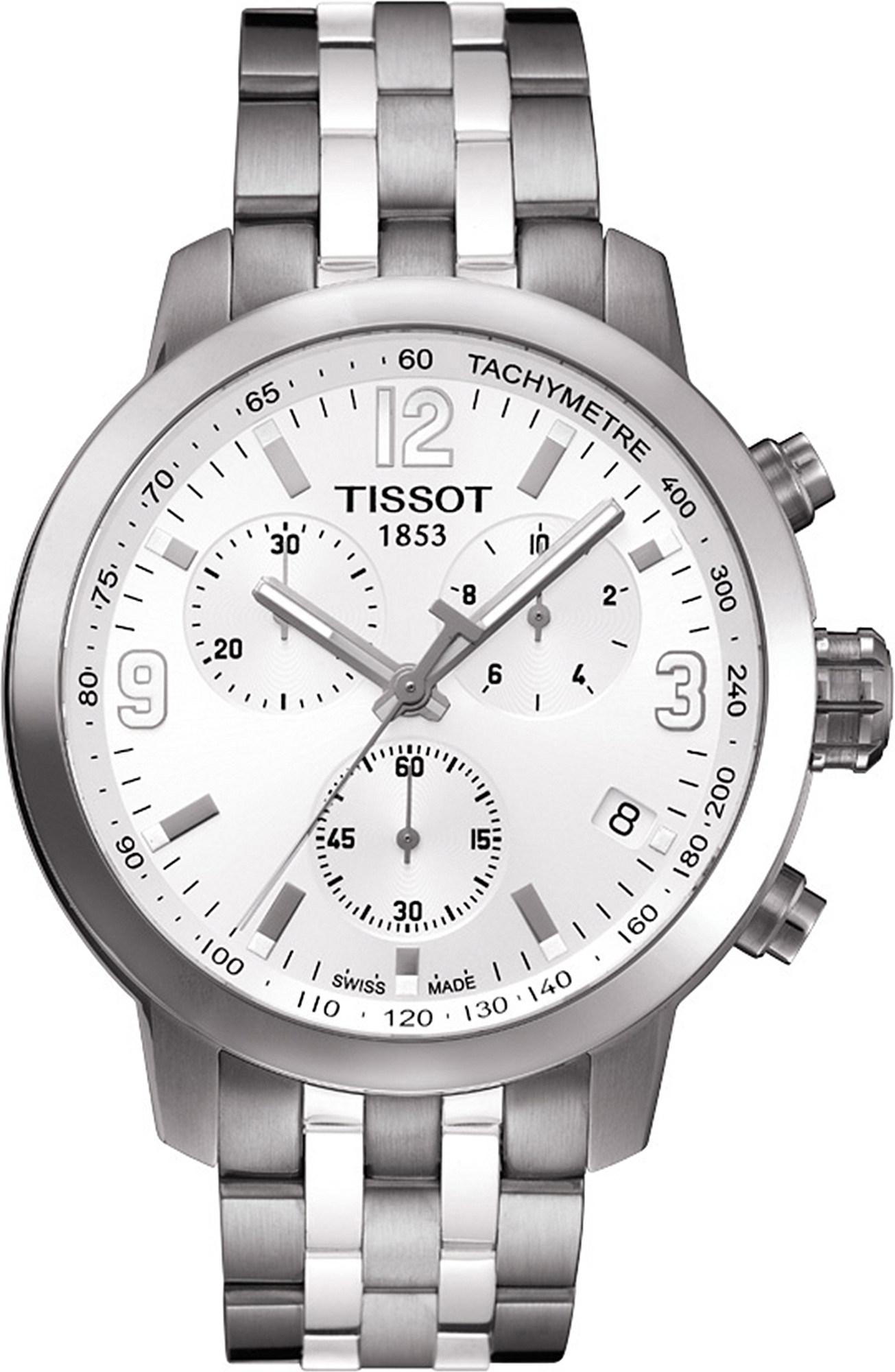 Tissot. Women s Metallic T055.430.11.017.00 Prc 200 Stainless Steel Watch 0172de9c5b1