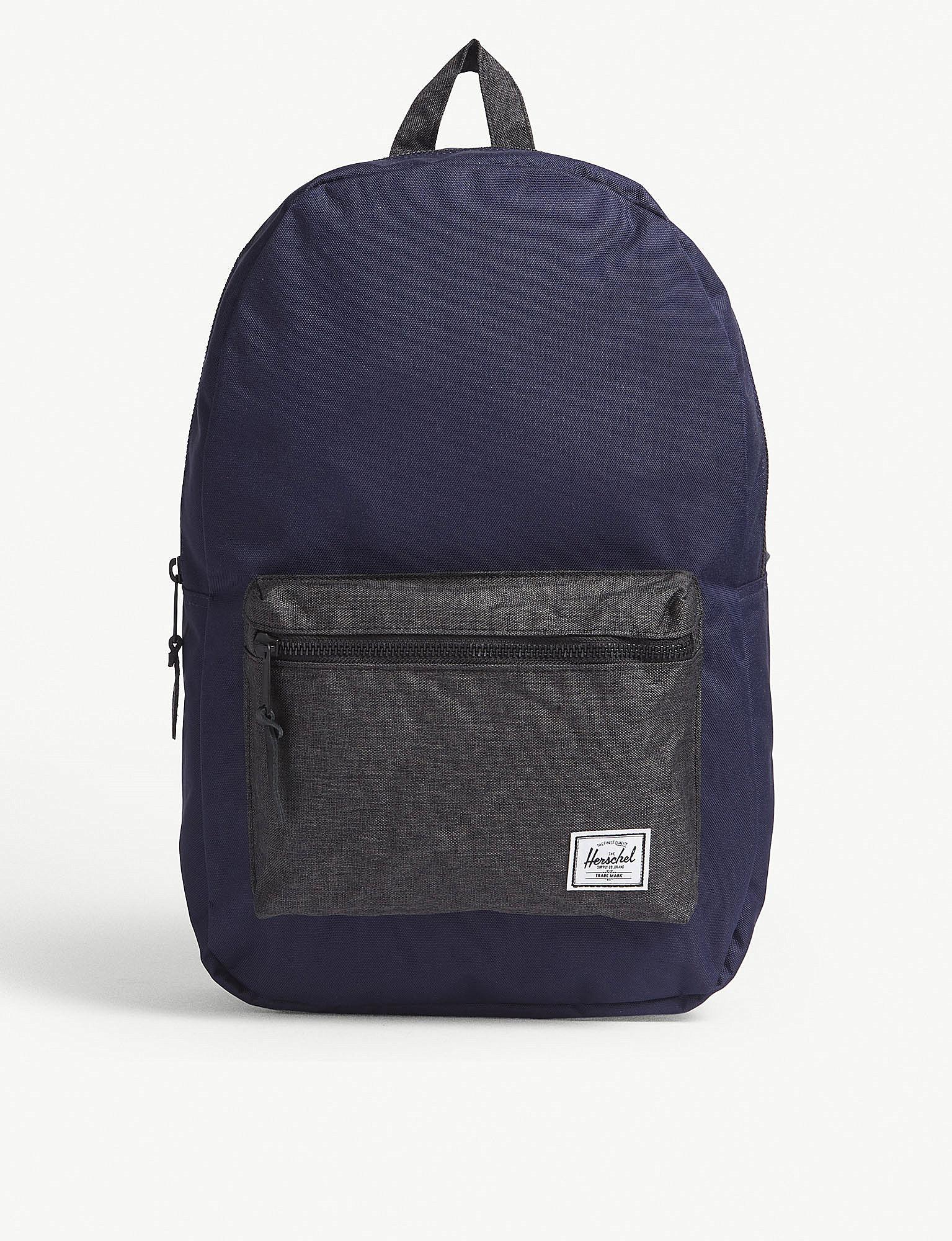 Herschel Settlement Mid-Volume Backpack Navy//Captain Blue
