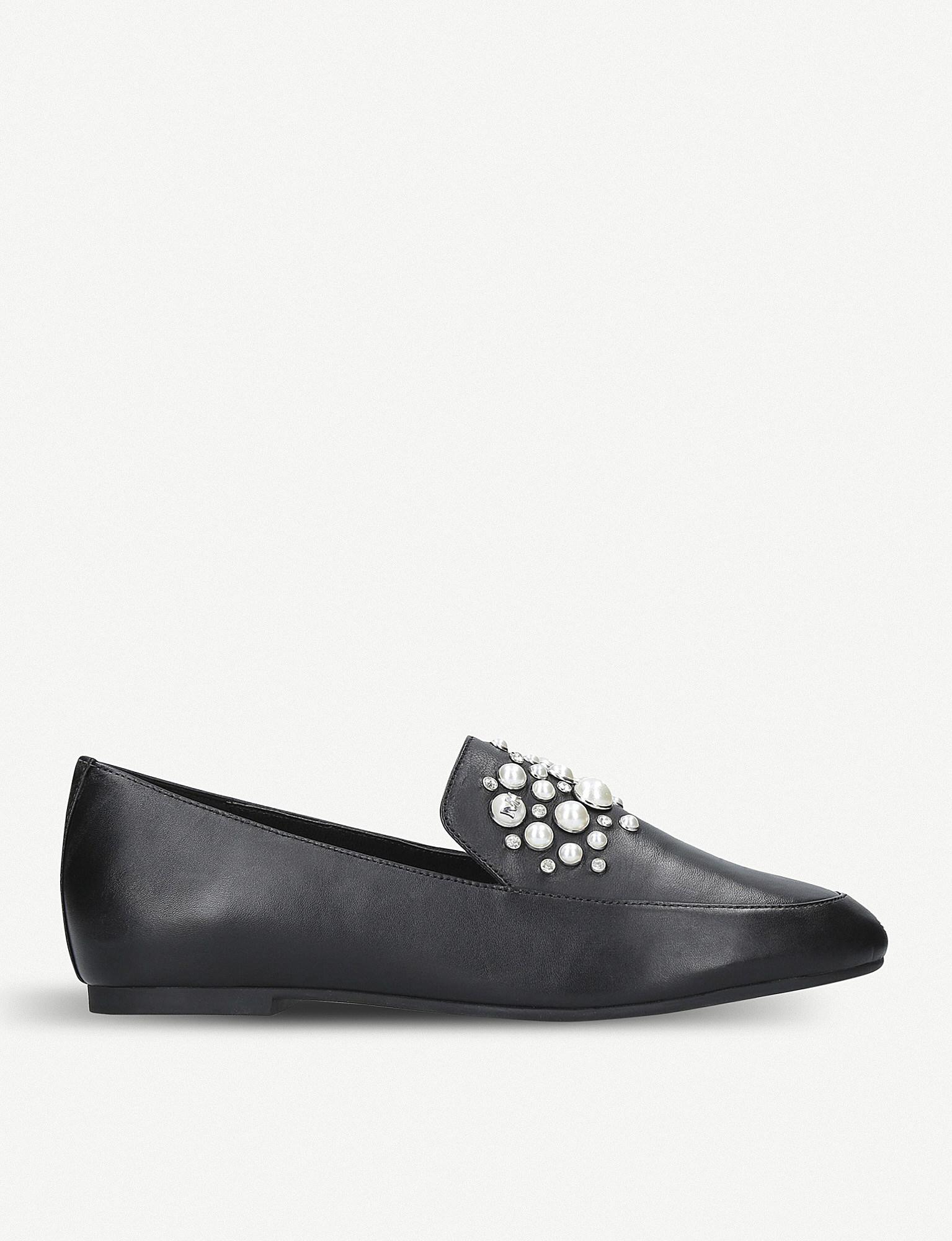 Gia embellished loafers - Black Michael Michael Kors