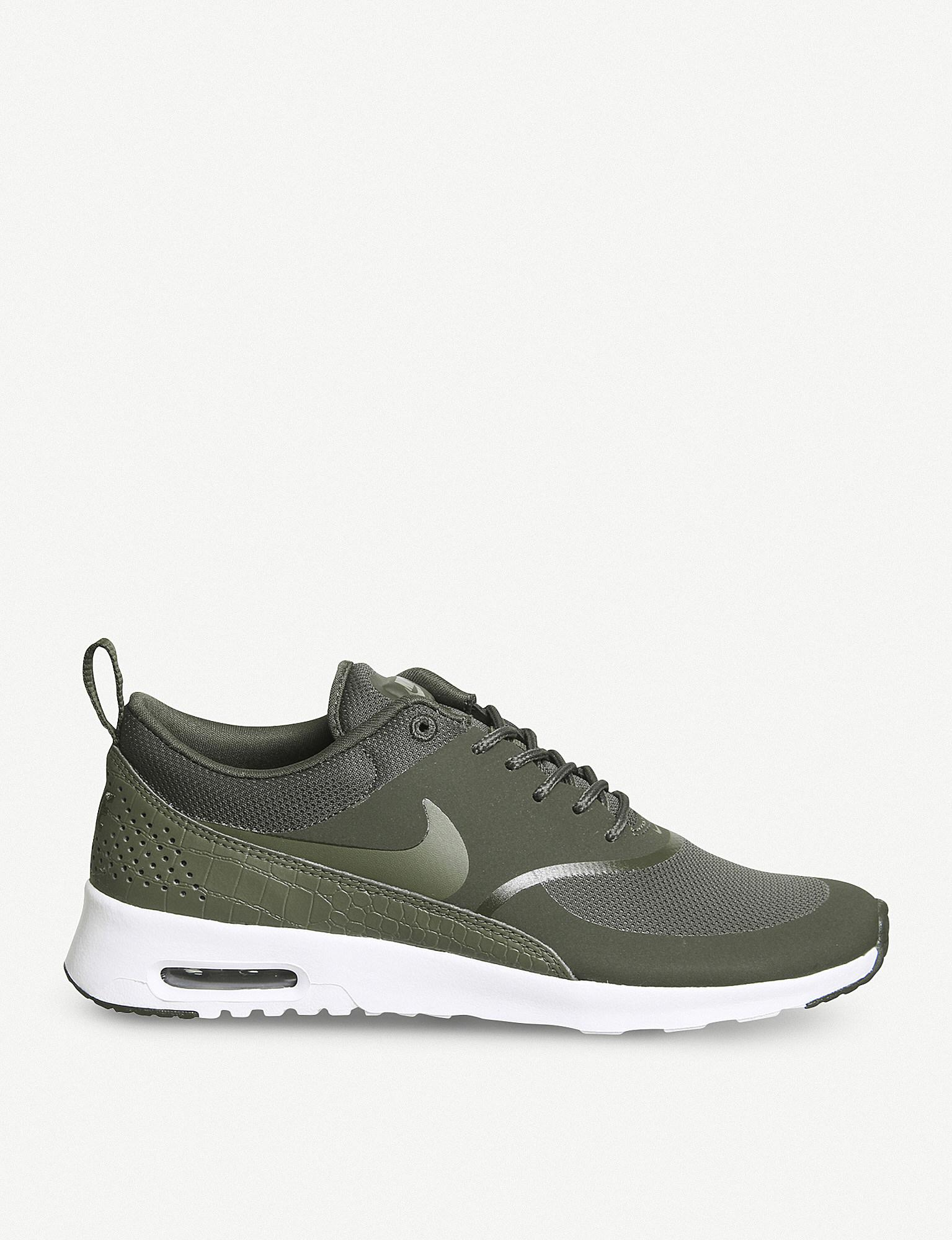 lowest price new style reasonably priced Air Max Thea Low-top Mesh Trainers