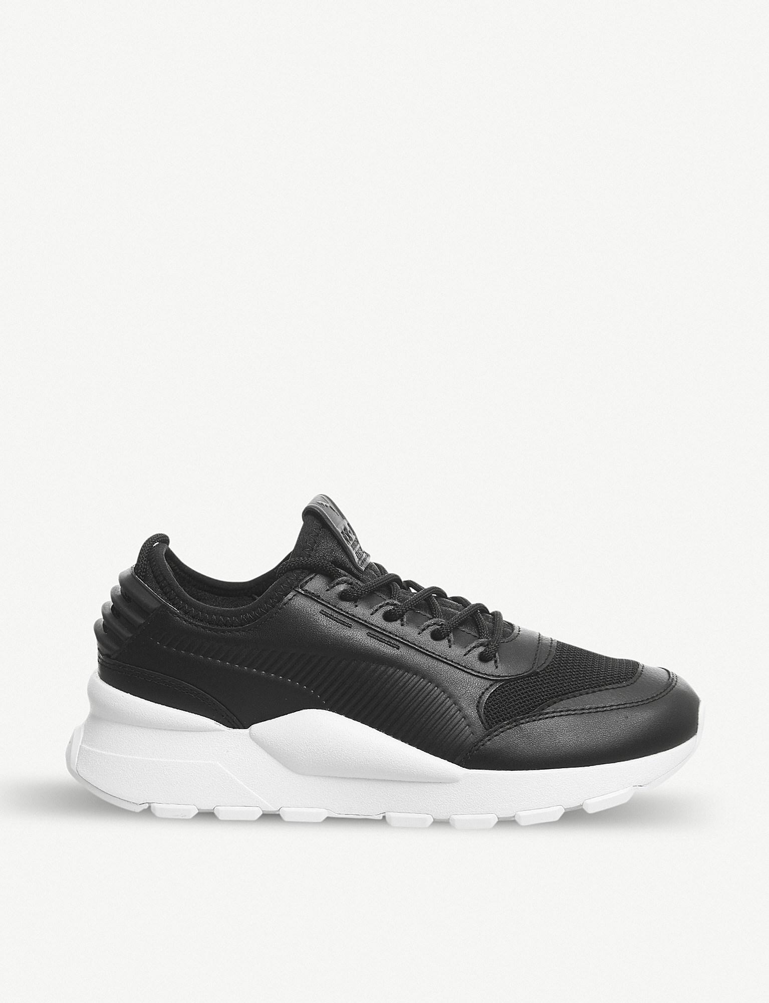 PUMA Rs-o Sound Leather Trainers in