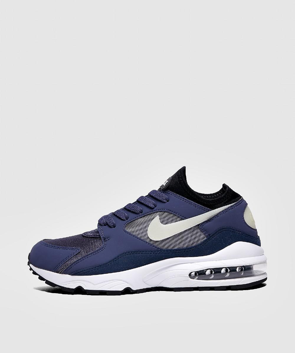 Nike Air Max 93 Sneaker in Blue for Men - Lyst