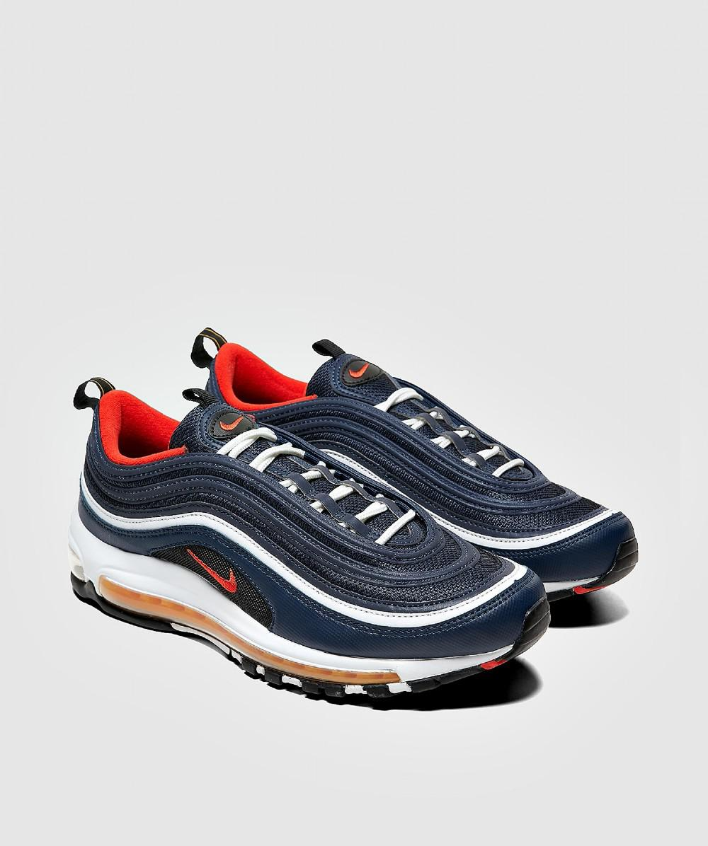 8c095f4c9fe3 Lyst - Nike Air Max 97 Sneaker in Blue for Men - Save 4%
