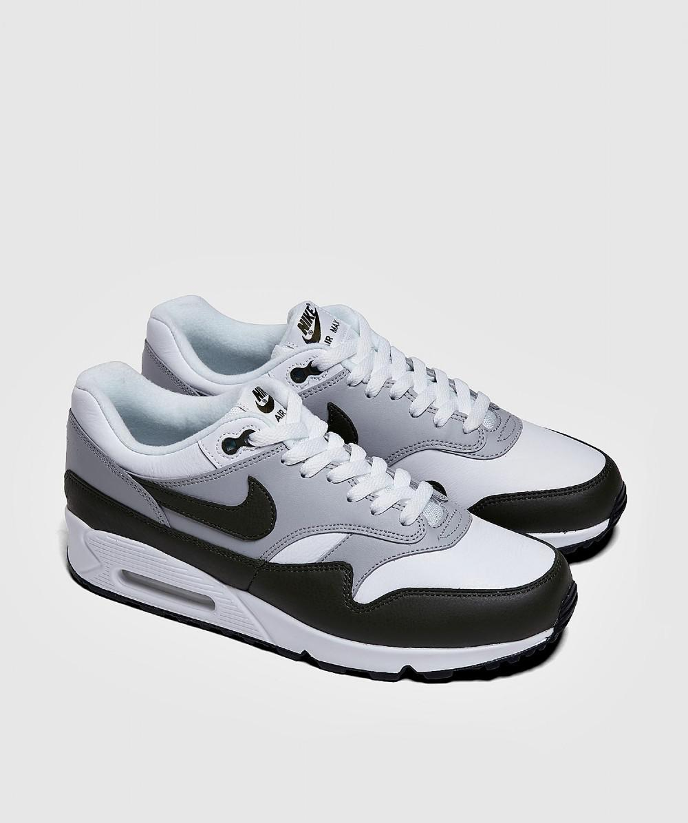 watch d84a9 a22a4 Nike Air Max 90 1 Sneaker in White for Men - Lyst