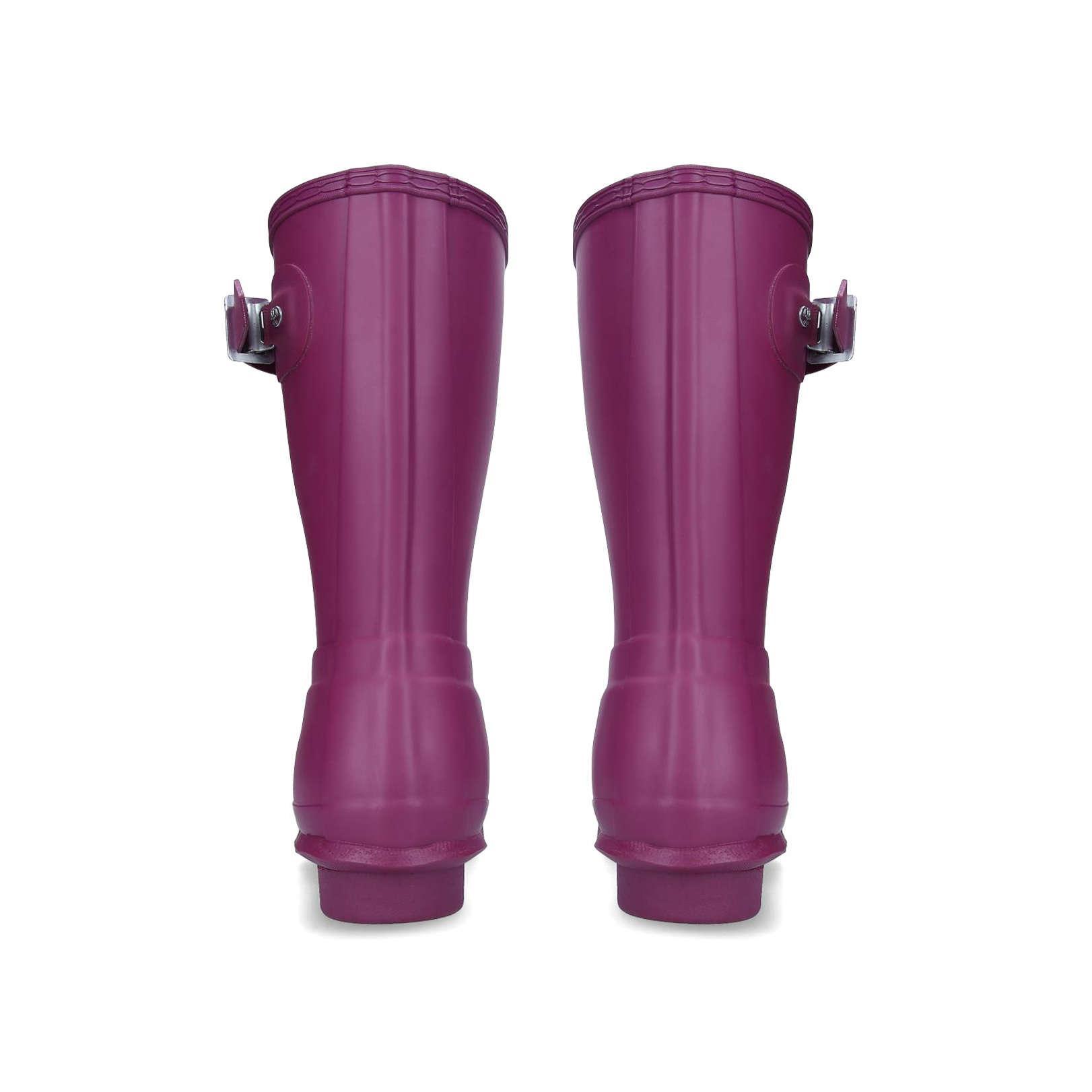 HUNTER Rubber Womens Womens Orignal Short in Violet (Purple)