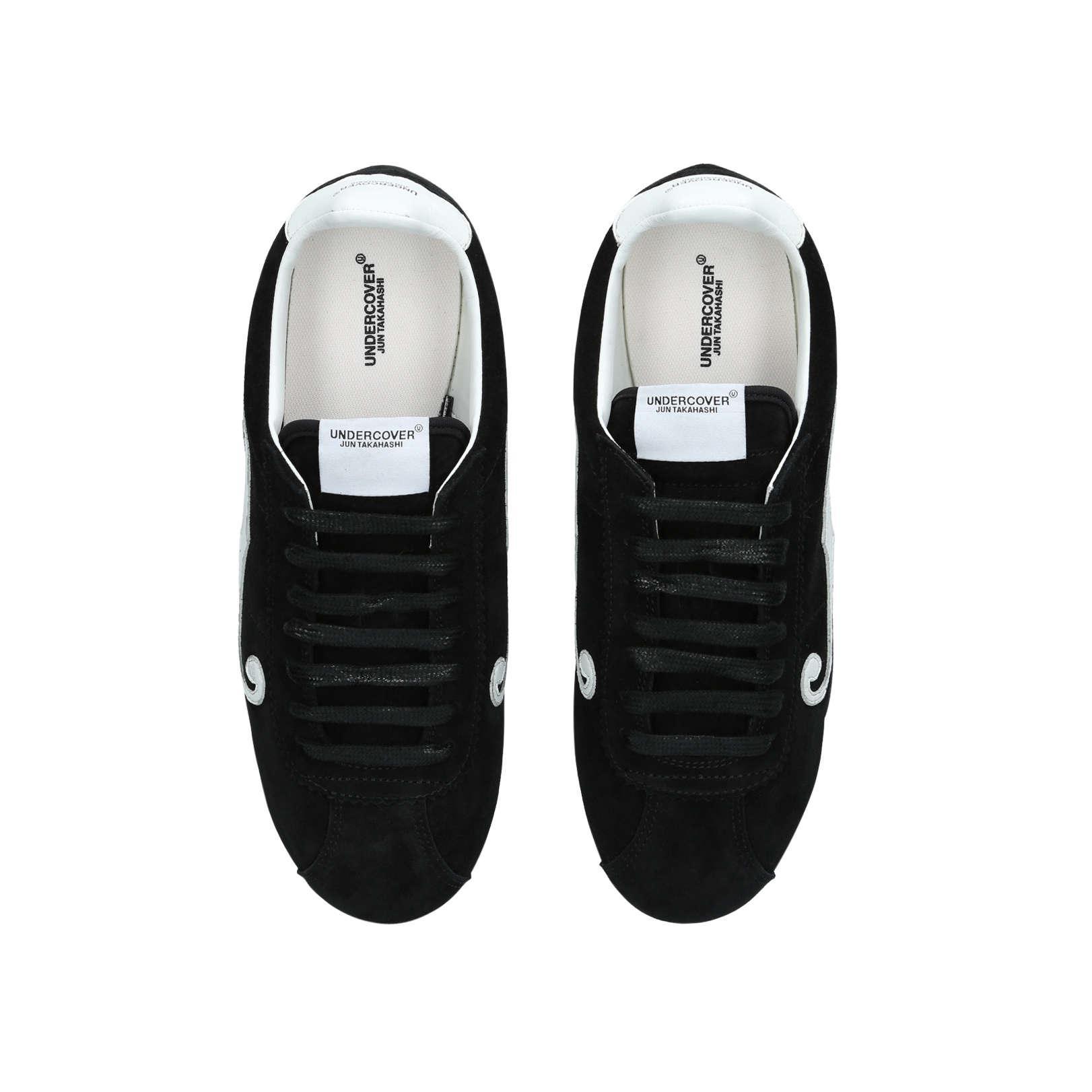 Undercover Suede Low-tops & Sneakers in Black for Men