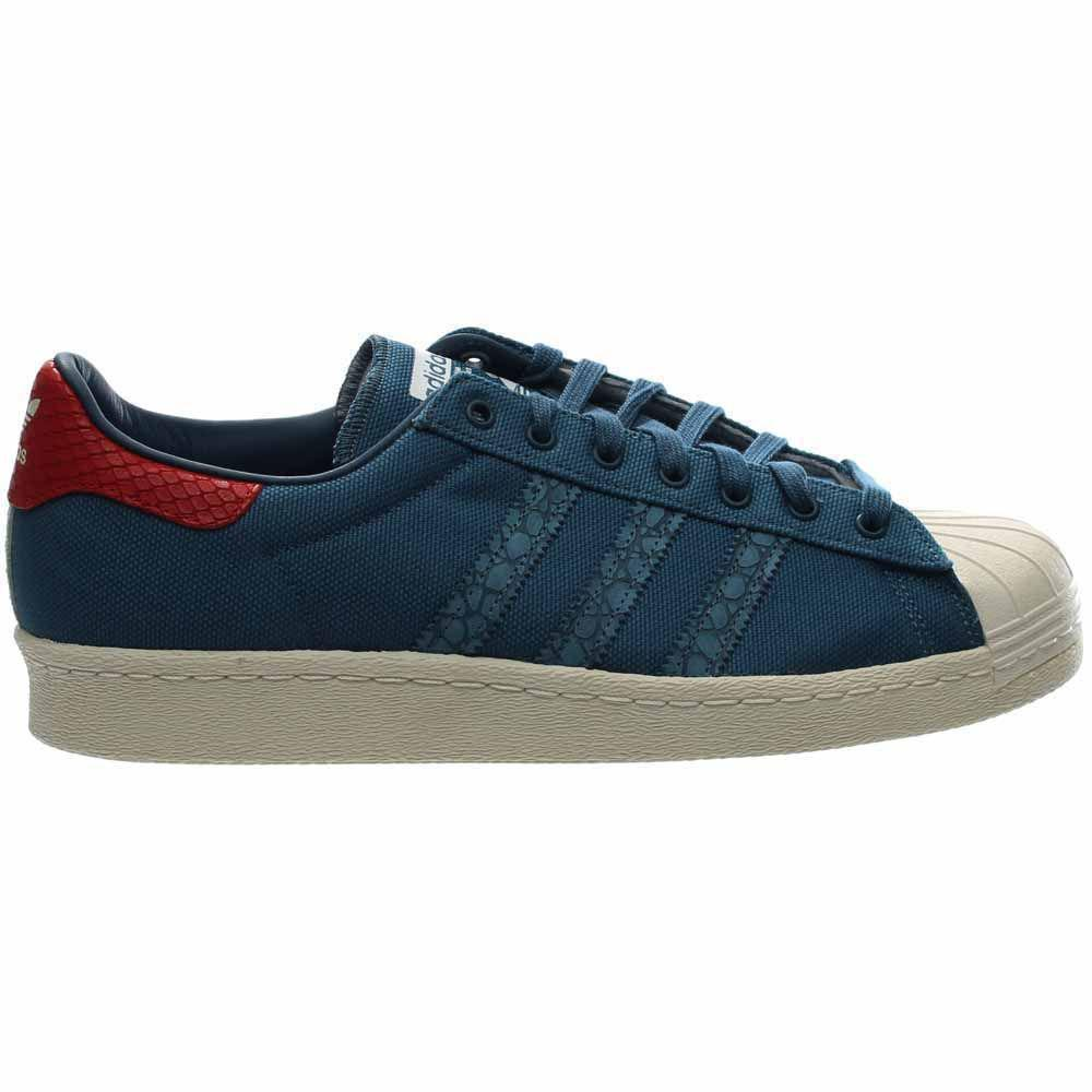 sale retailer d42c6 f2d61 Lyst - adidas Superstar 80s Animal Oddity in Blue