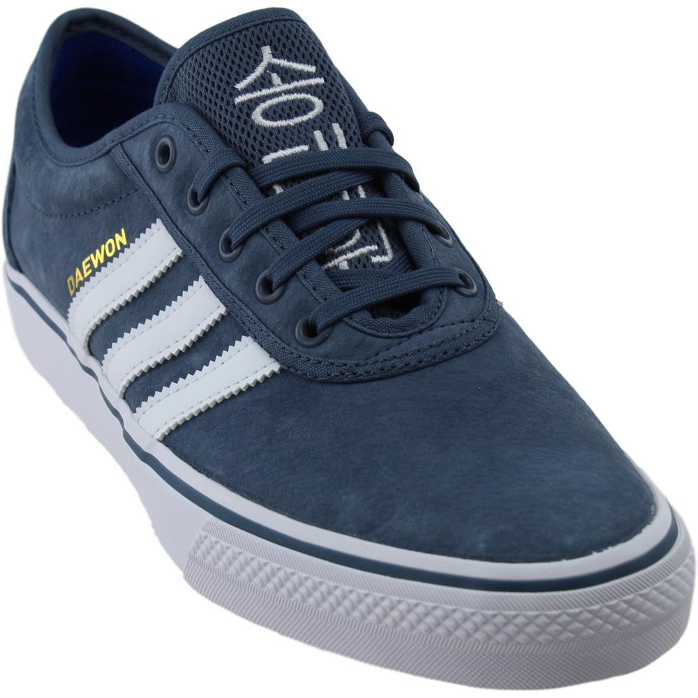new style 1f3c1 872b9 adidas. Mens White Adi-ease ...