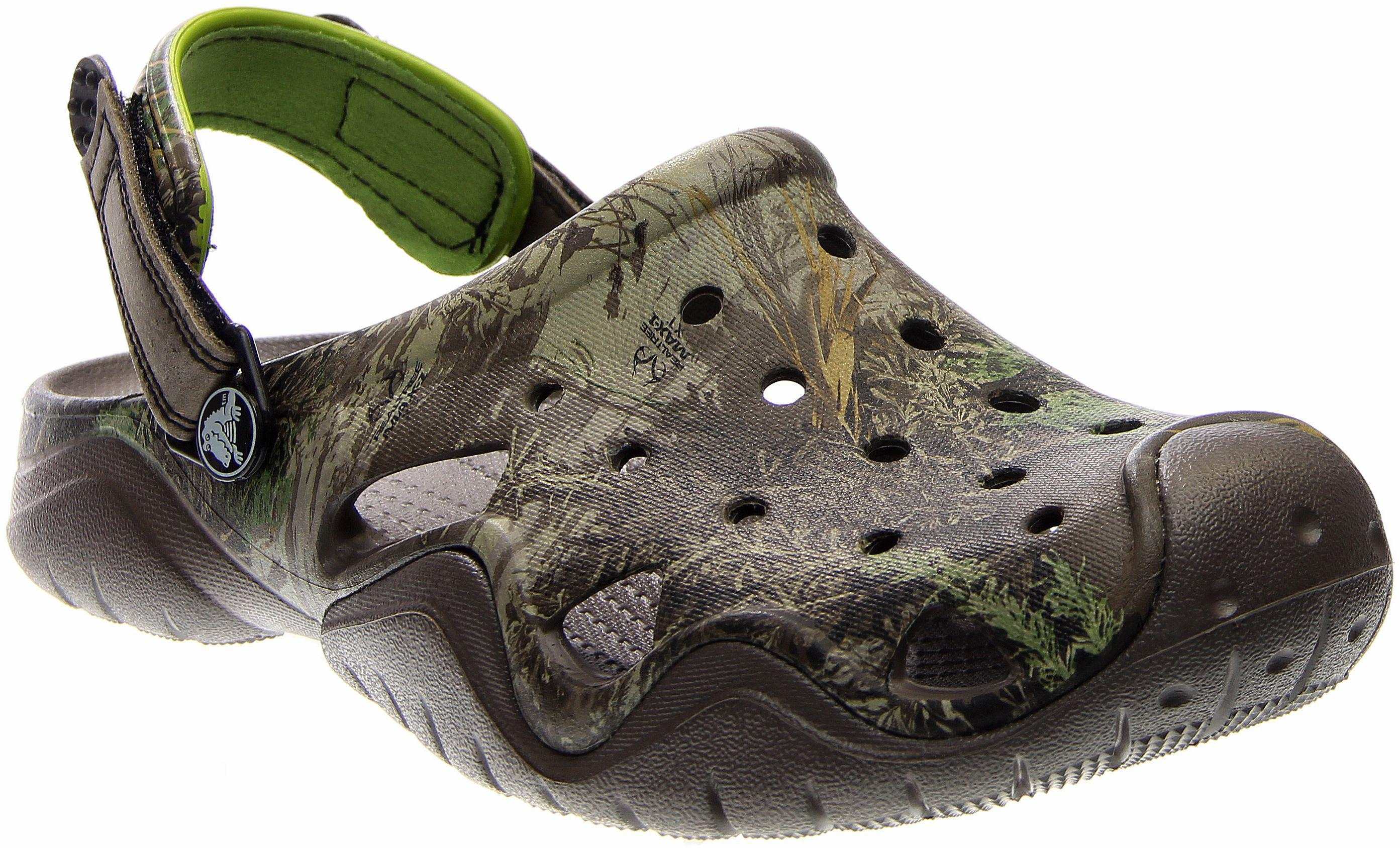 795a9c68ceeed Lyst - Crocs™ Swiftwater Realtree Max-1 Swiftwater Realtree Max-1 ...