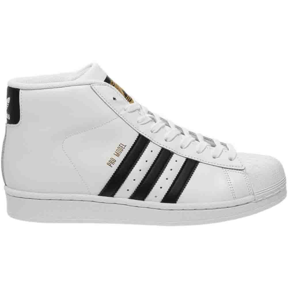 Pro Model Originals Ftwwhtcblackftwwht Basketball Shoe 11.5 Us