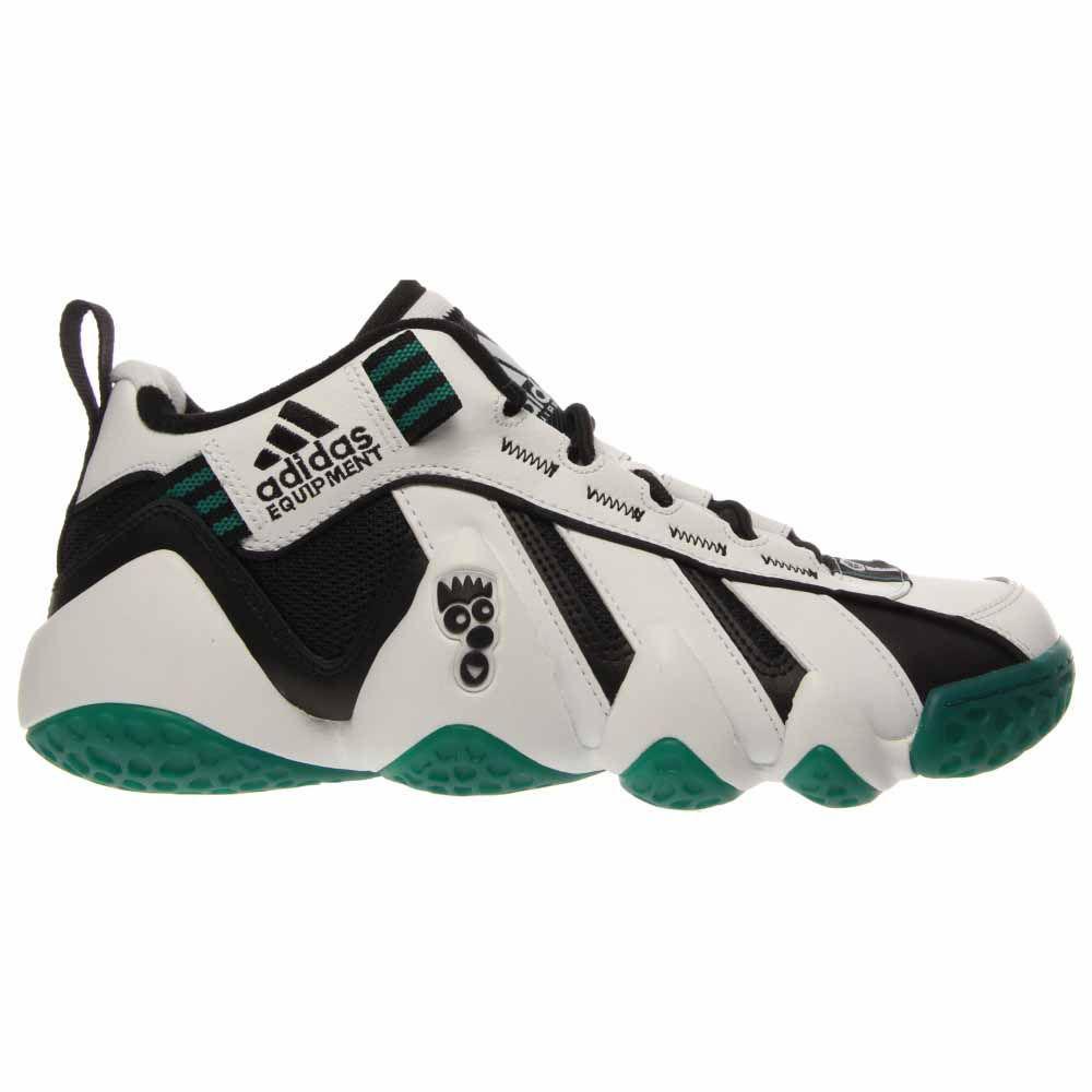 low cost 74353 b158a Men's White Eqt Key Sneaker