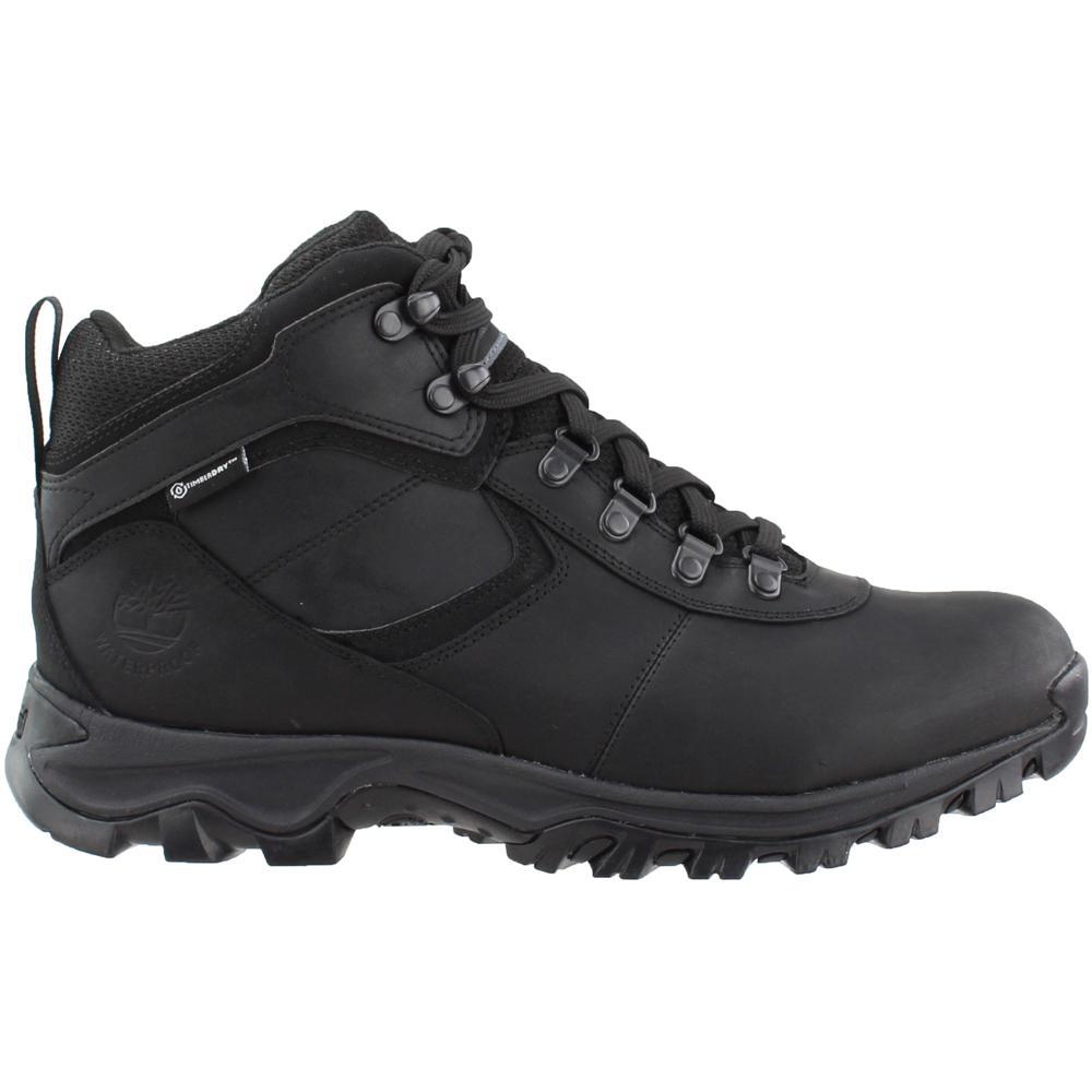 60f1073320b3 Timberland - Black Mt. Maddsen Mid Waterproof Boot for Men - Lyst. View  fullscreen