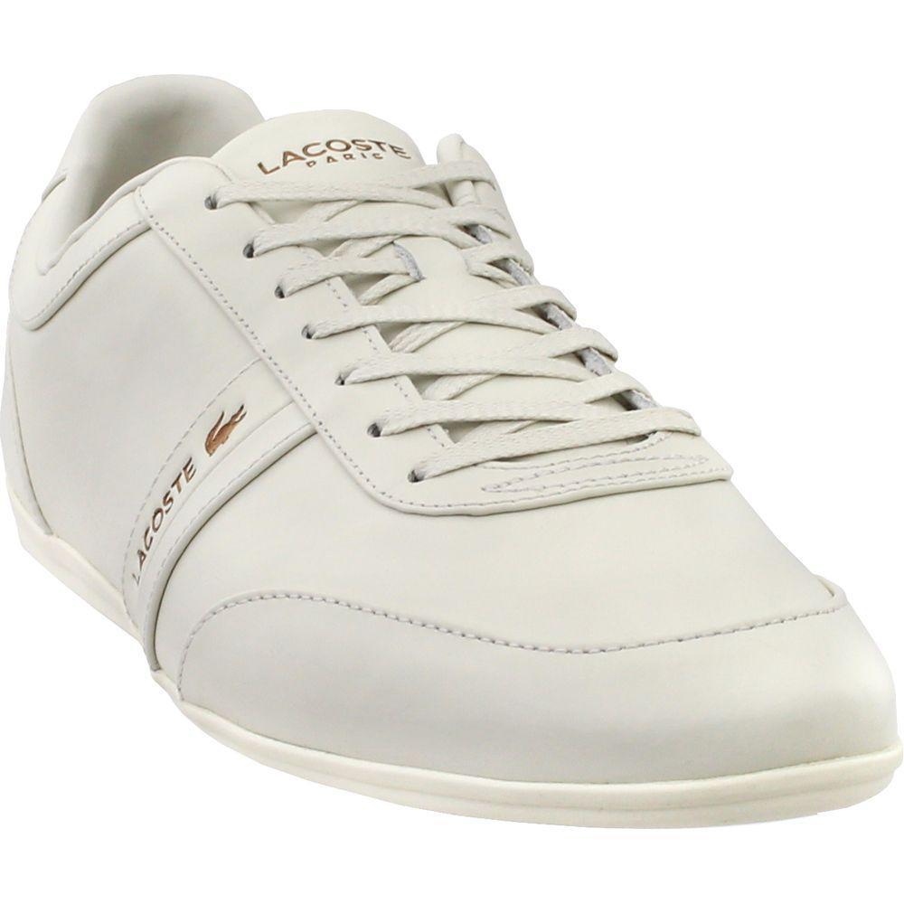 1f1ca8282 Lyst - Lacoste Storda 318 3 Us in White for Men