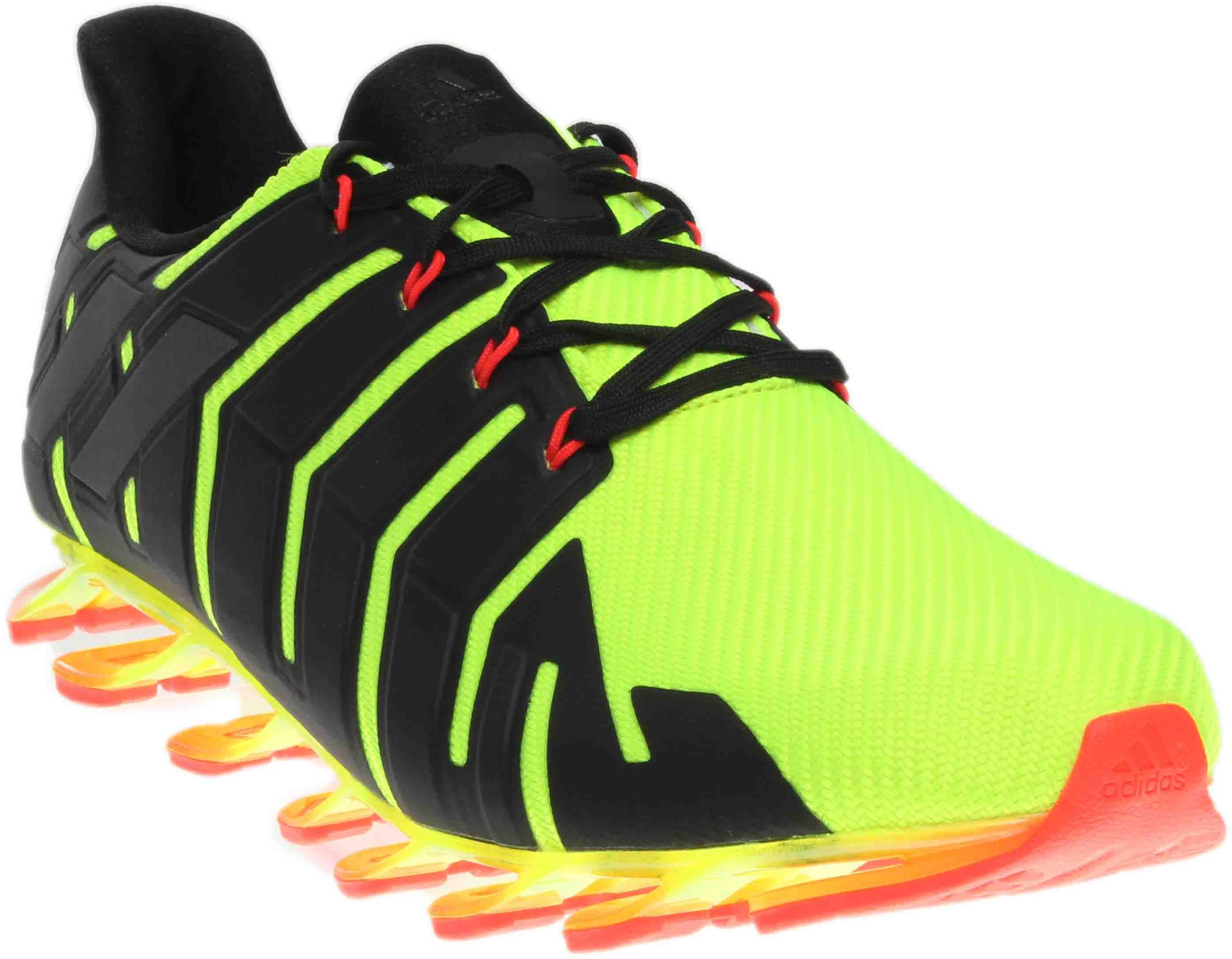 5b0718c1251e Lyst - adidas Springblade Pro in Yellow for Men